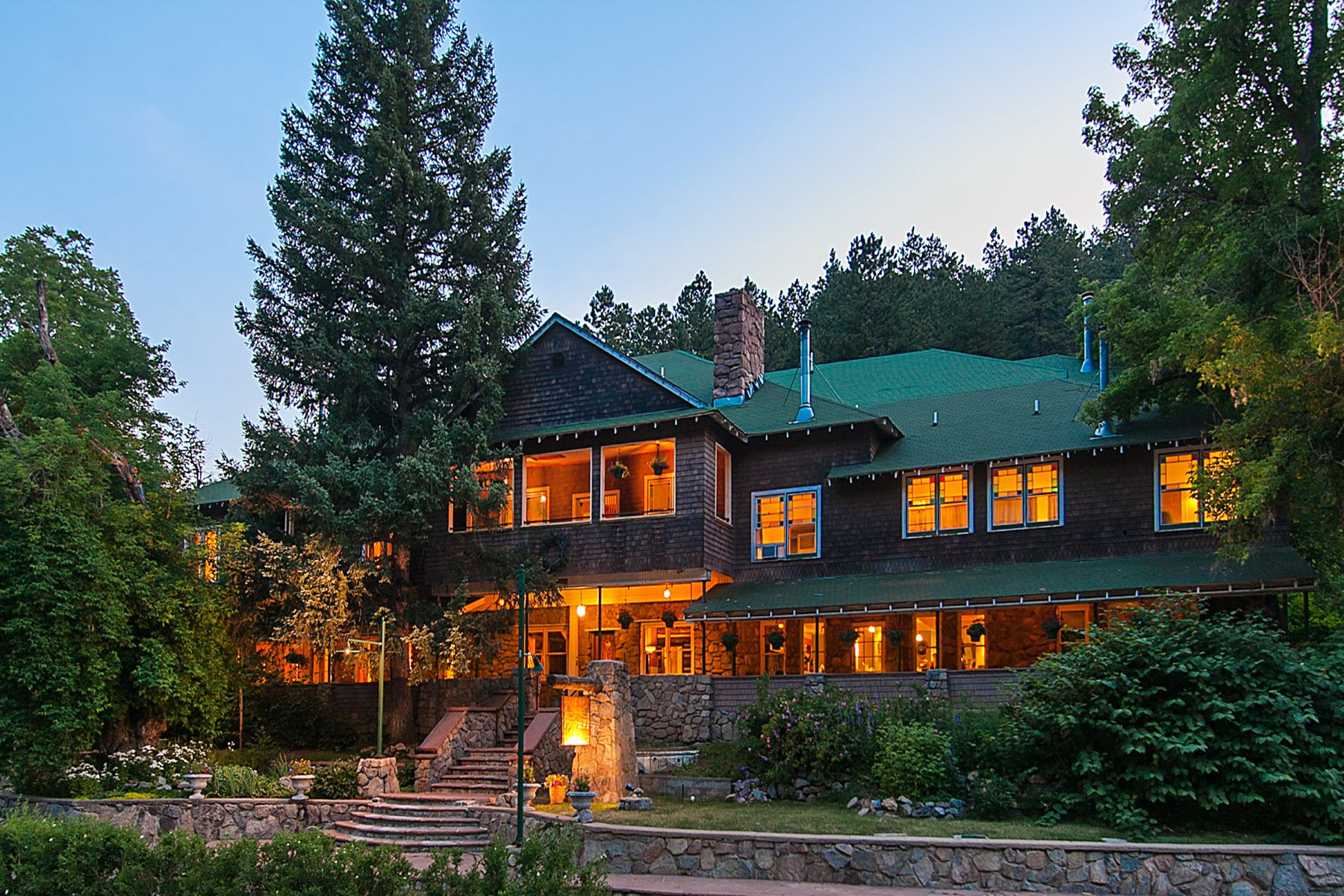 Single Family Home for Active at The Alps Inn 38619 Boulder Canyon Dr Boulder, Colorado 80302 United States