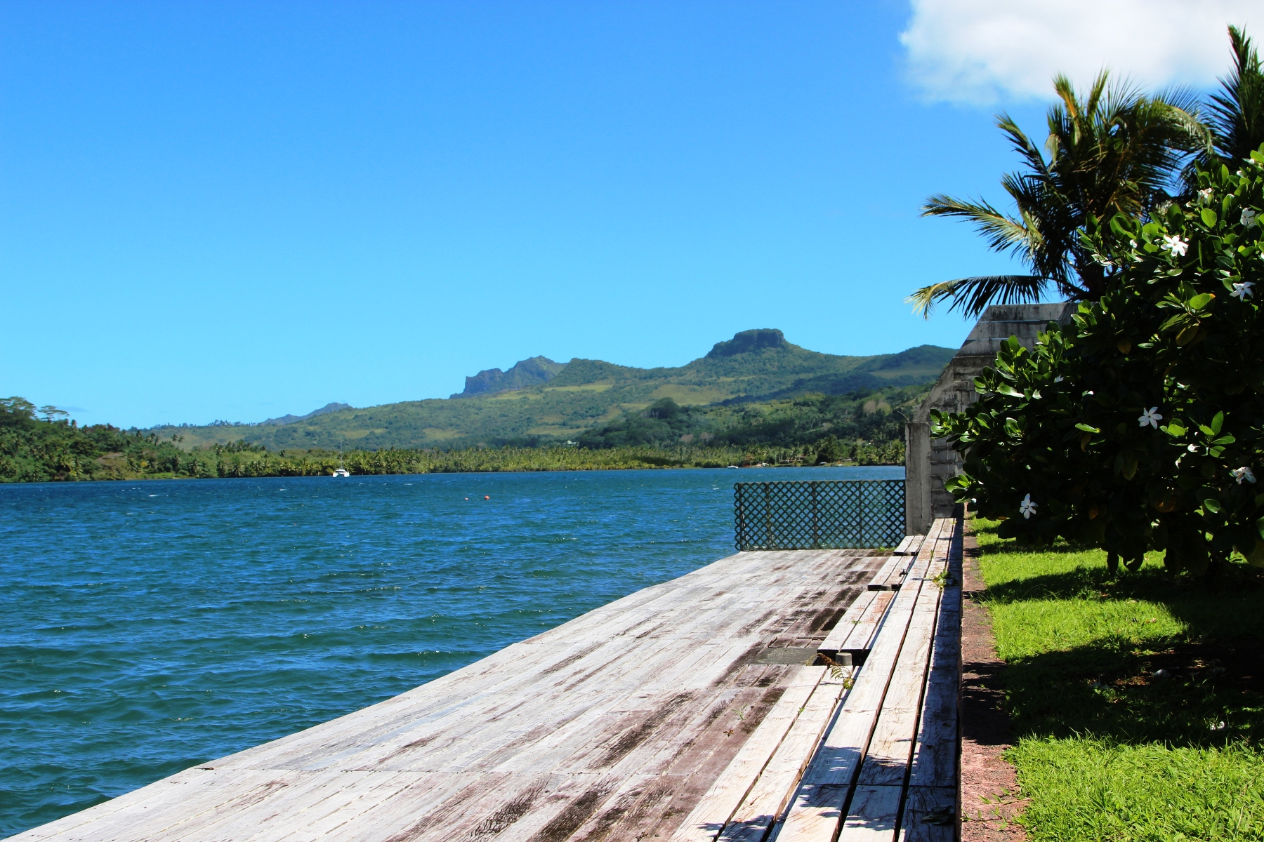 Land for Sale at Landscaped Bayside Lot Raiatea, French Polynesia