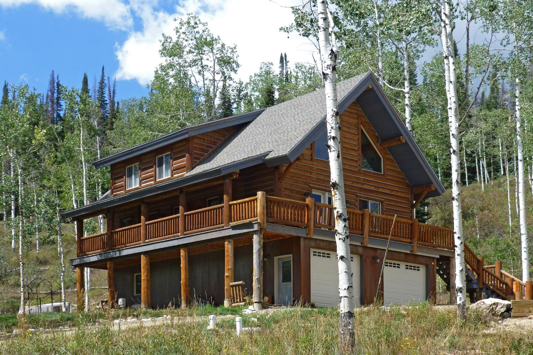 Maison unifamiliale pour l Vente à Steamboat Lakes Home 59335 Cripple Creek Ct Clark, Colorado, 80428 États-Unis