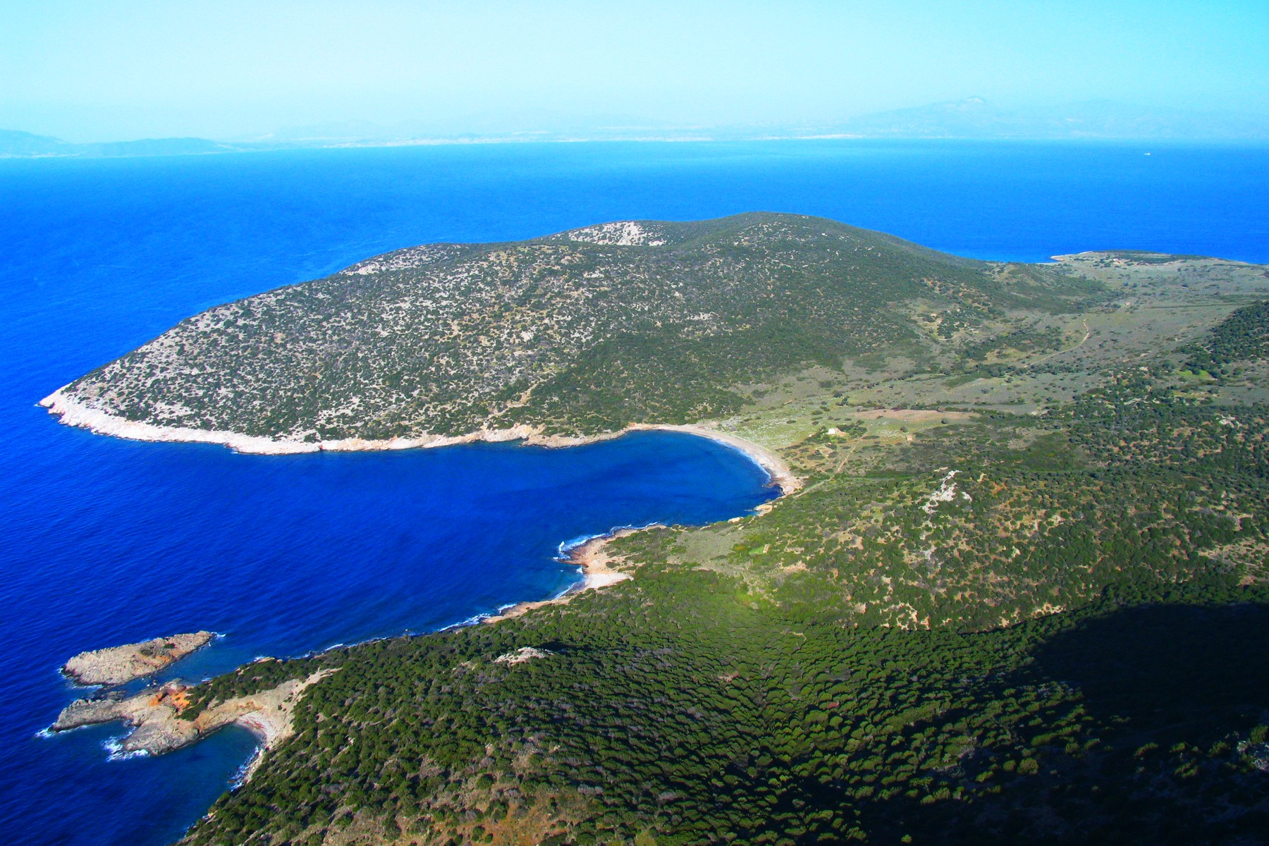 Isla privada por un Venta en Exclusive Retreat Other Northern Aegean, De Egeo Norte, Grecia