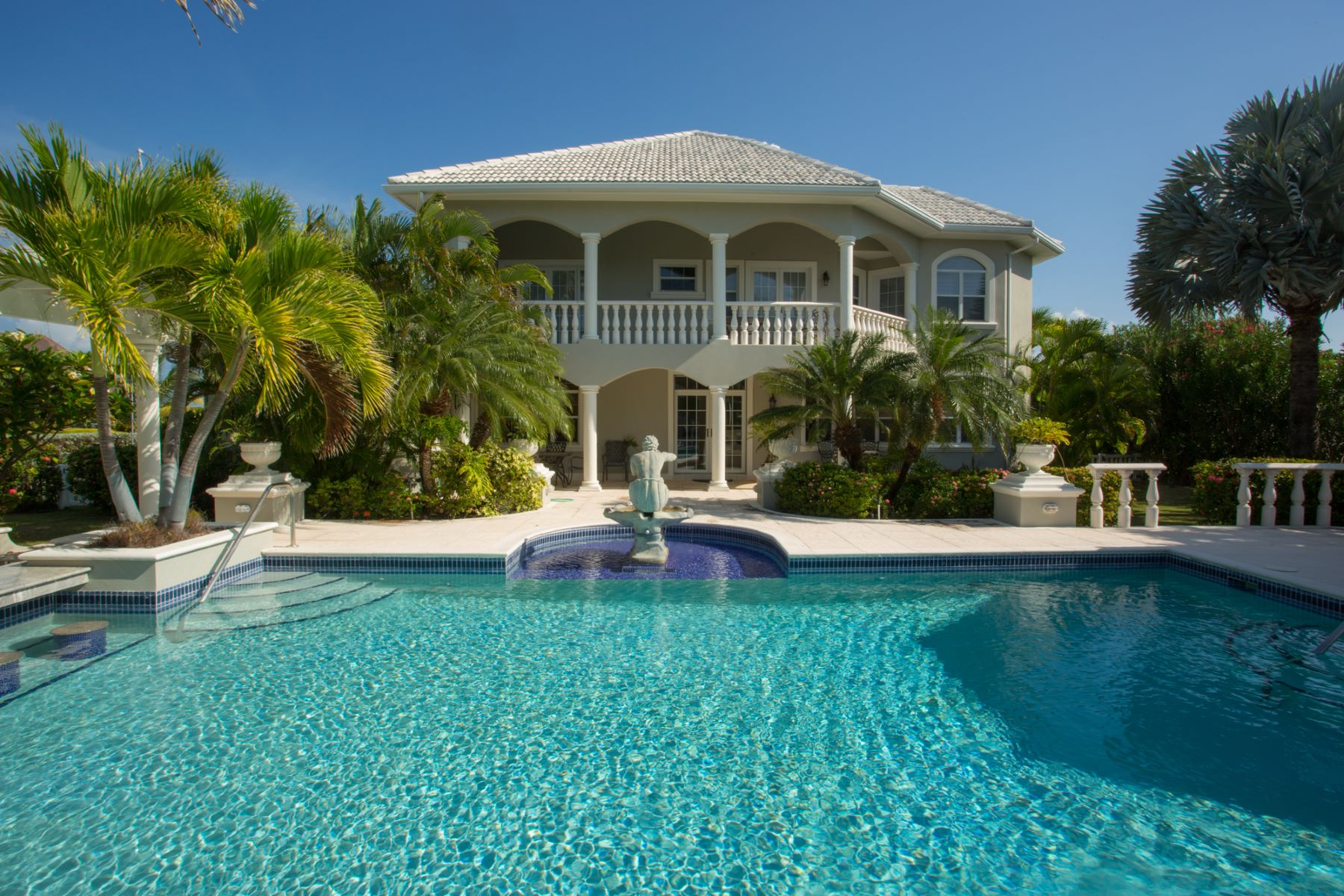 Single Family Home for Sale at Canal front luxury home Shoreview Point 73 The Shores West Bay, KY1 Cayman Islands
