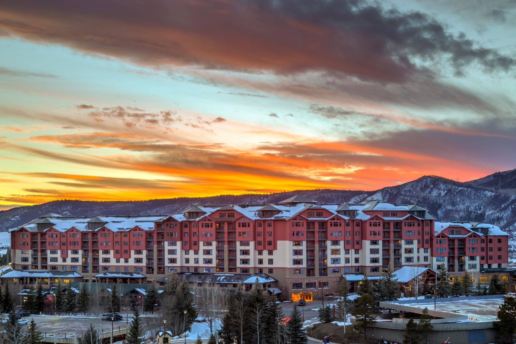 Fractional Ownership for Sale at Steamboat Grand Resort 2300 Mt. Werner Cir 706 QI & QII Steamboat Springs, Colorado 80487 United States