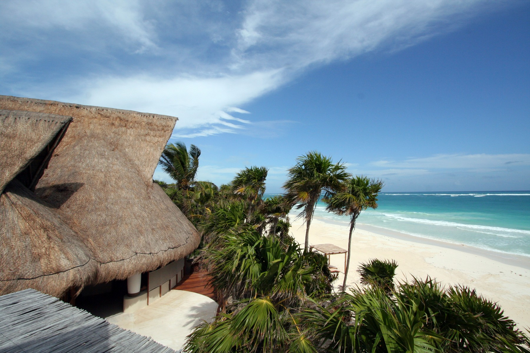 Single Family Home for Sale at CASA SIANKAANA Camino Tulum-Boca Paila Lote Fracc. 1 Tulum, 77780 Mexico