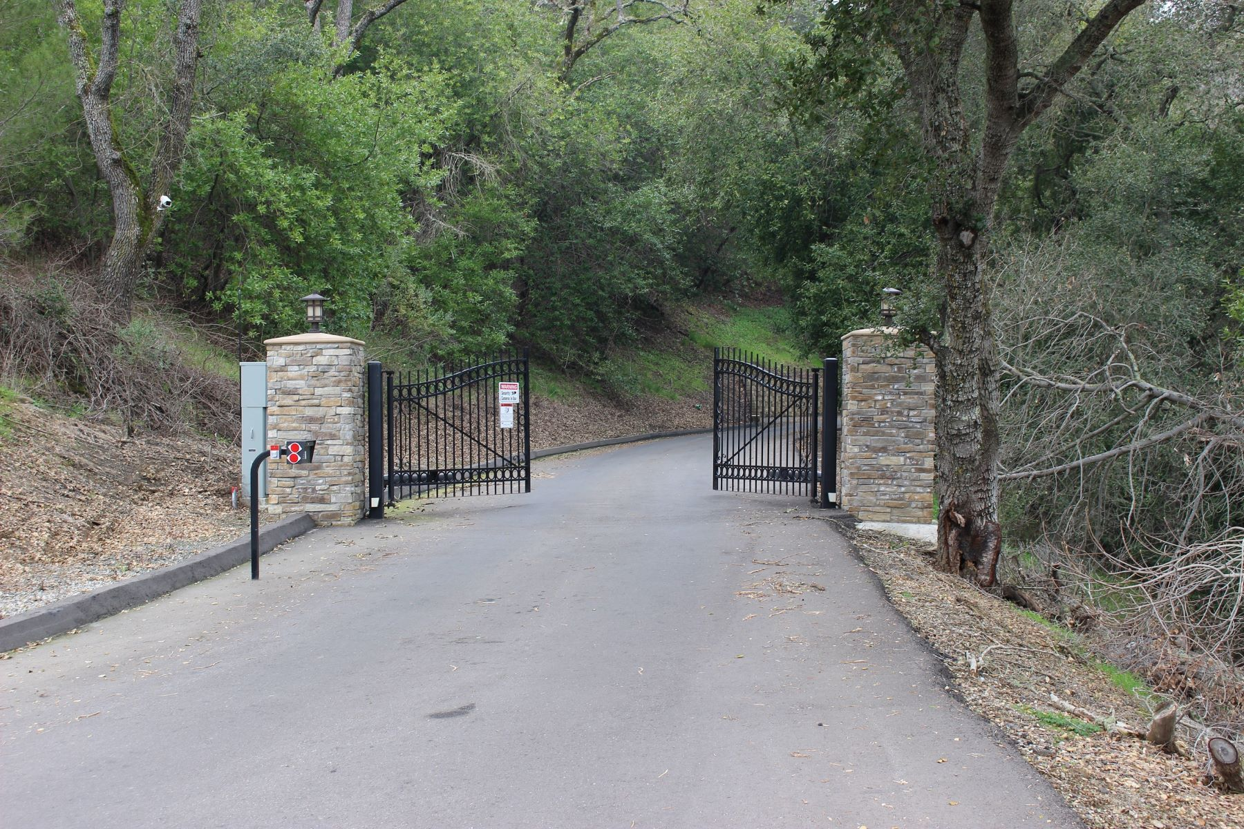 Land for Sale at Luxury Home Site with Panoramic Views Lot 1 4108 Foothill Rd Pleasanton, California 94588 United States