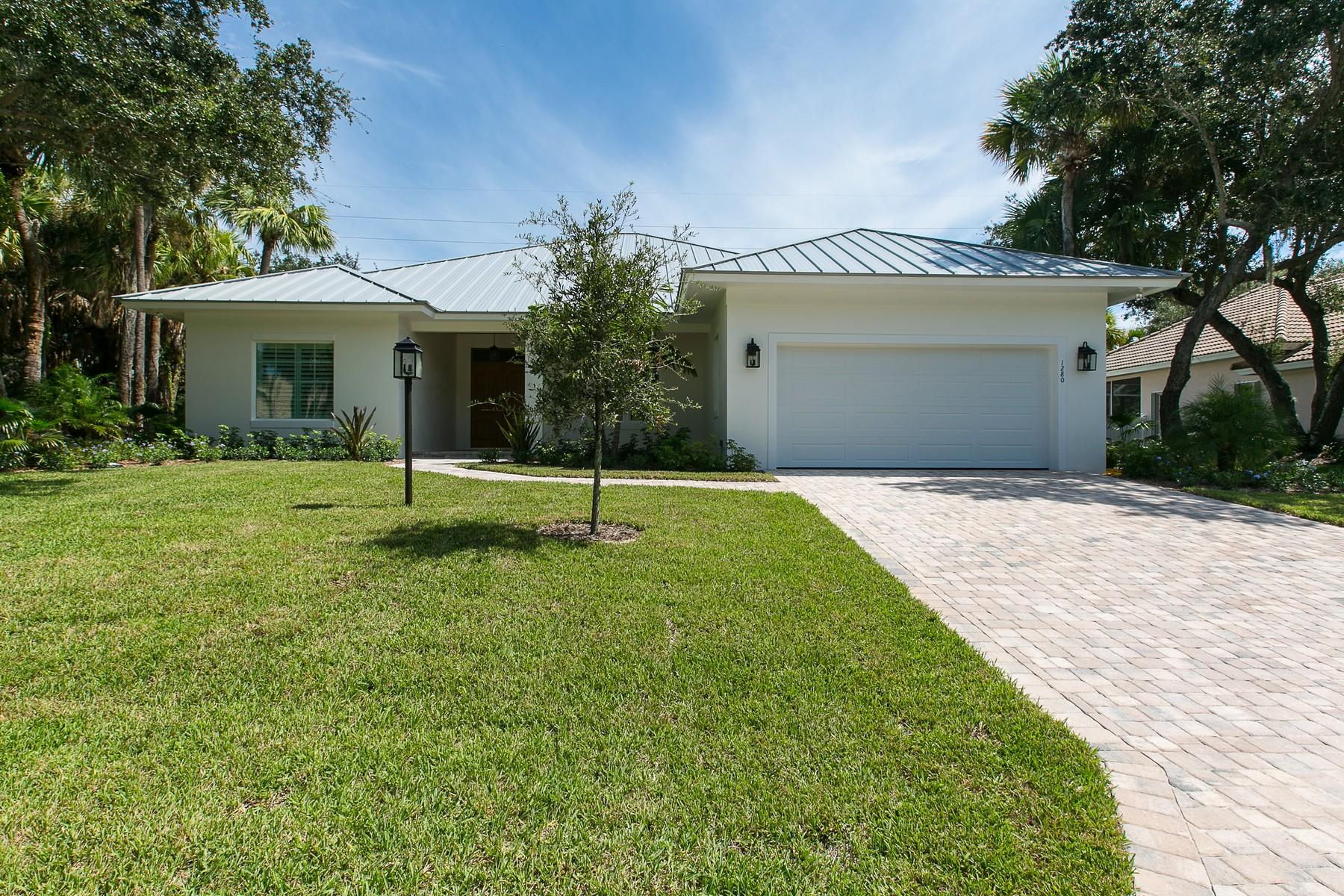 Terreno por un Venta en To Be Constructed Golf Club Home in Bent Pine 5730 Glen Eagle Lane Vero Beach, Florida, 32967 Estados Unidos