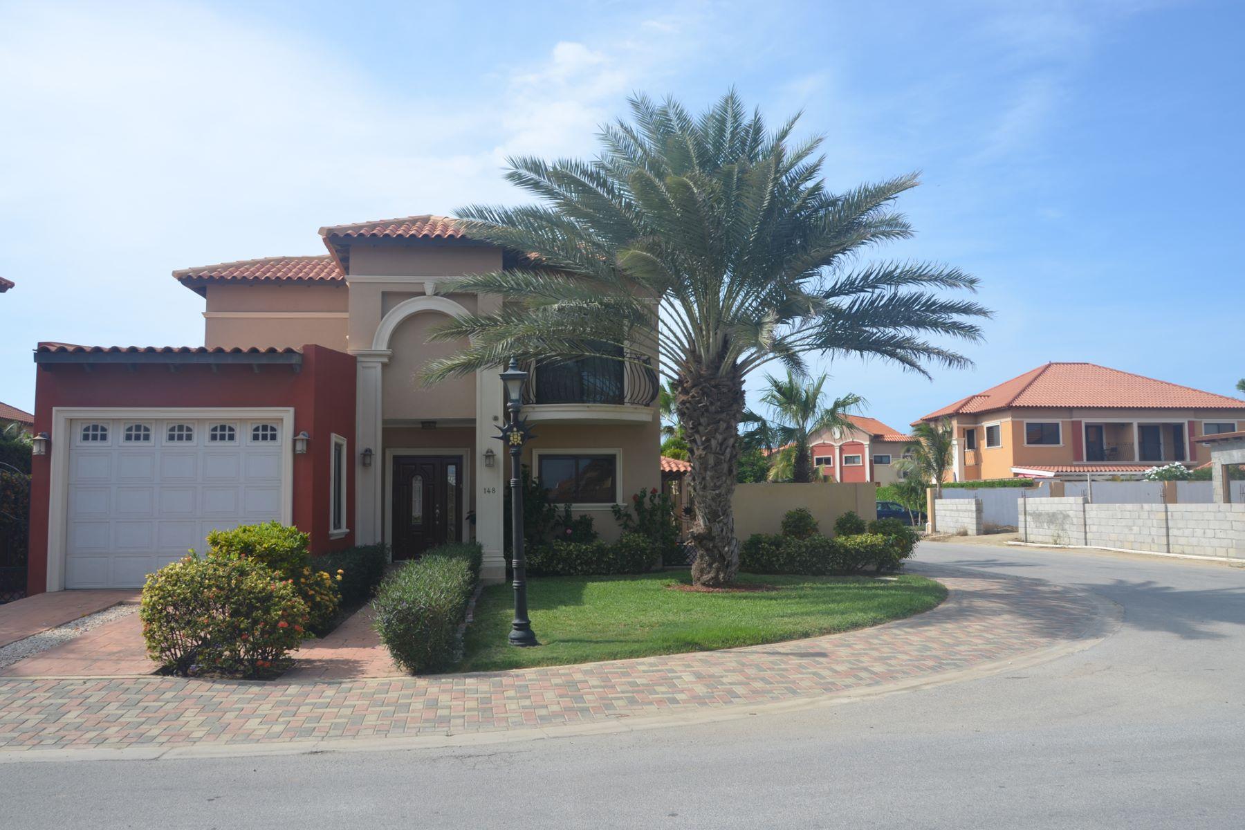 独户住宅 为 销售 在 Villa Basiruti Gold Coast Residence Malmok, 阿鲁巴 21000 阿鲁巴岛