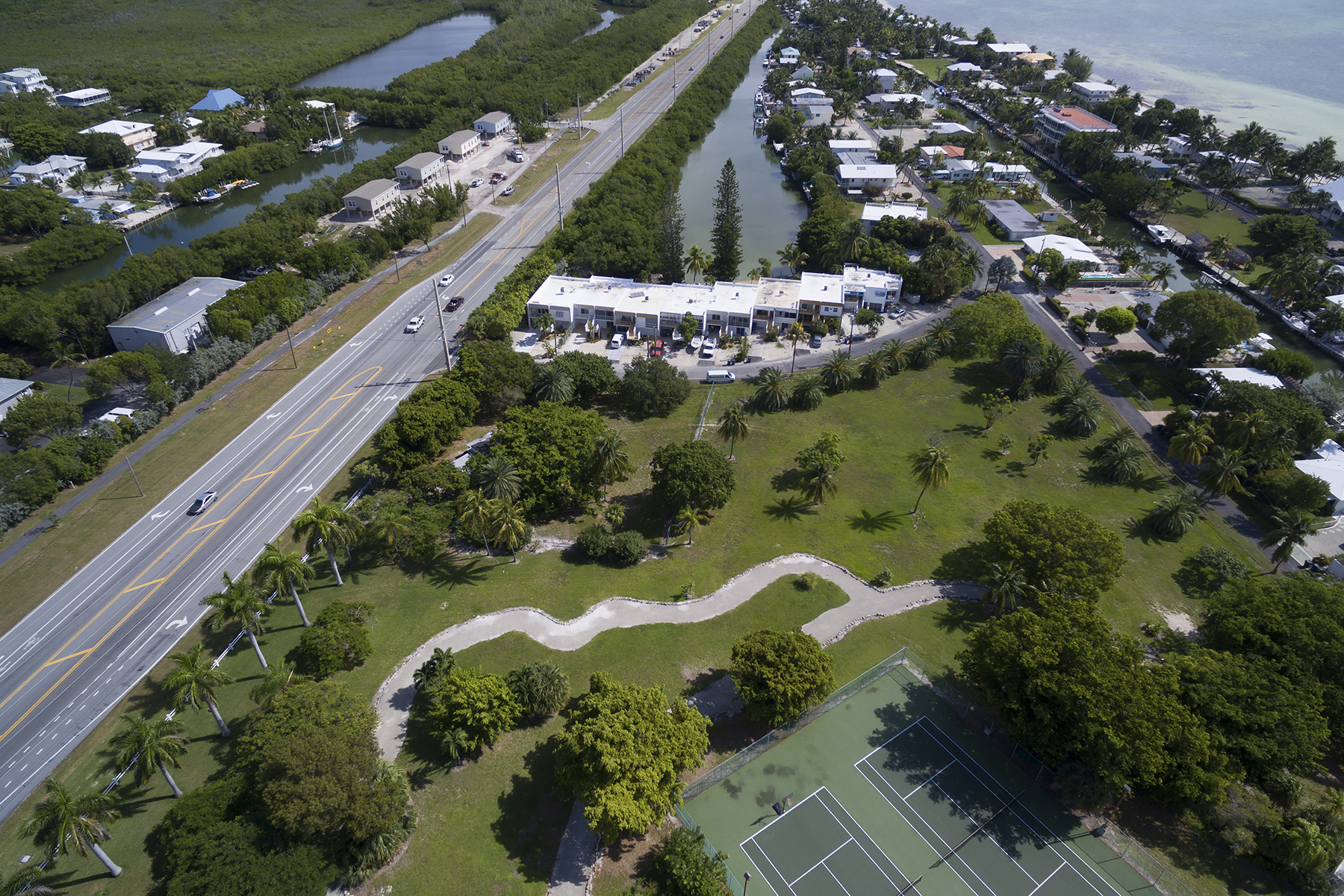 Townhouse for Sale at Canalfront Townhouse 100 Iroquois Drive #2 Florida Keys, Islamorada, Florida, 33036 United States