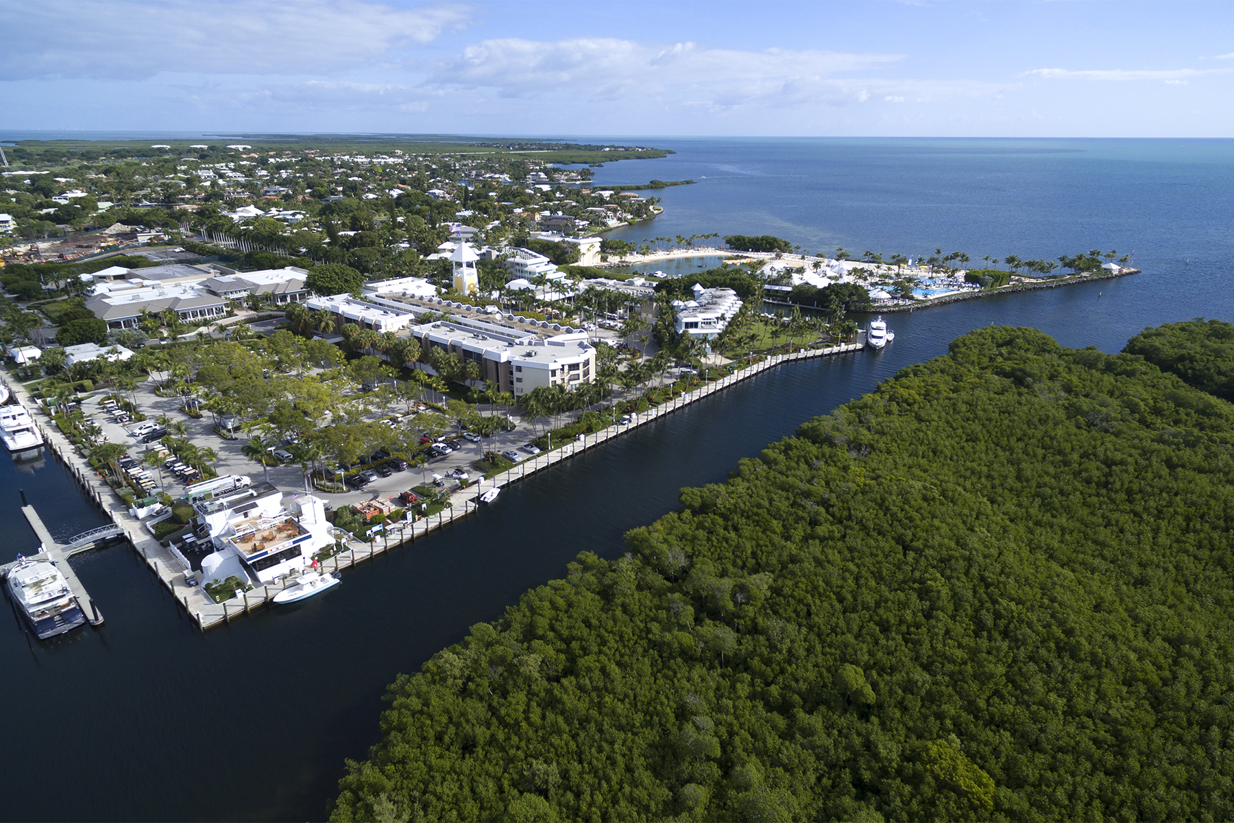 Other Residential for Sale at Unique Opportunity within the Ocean Reef Marina 201 Ocean Reef Drive Docks CS 6 & 7 Key Largo, Florida 33037 United States