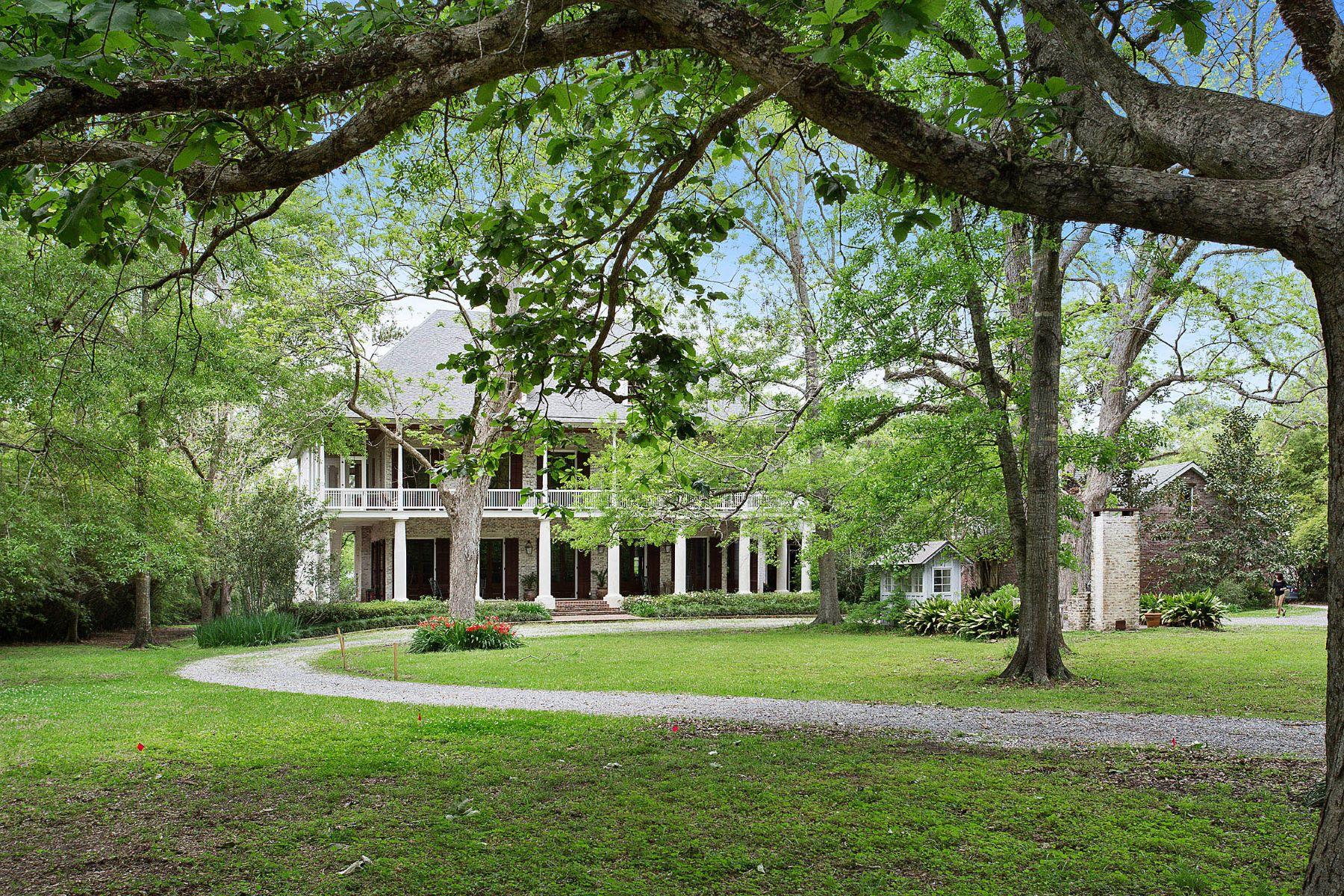 Single Family Home for Sale at 138 Deloaks Road Madisonville, Louisiana 70447 United States