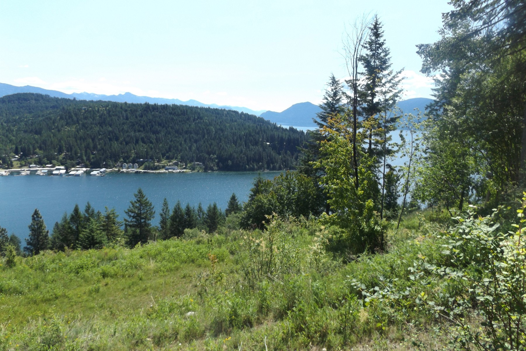 Additional photo for property listing at Stunning View Property Ready to Build Lot 11 Midas Drive Sagle, Idaho 83860 United States