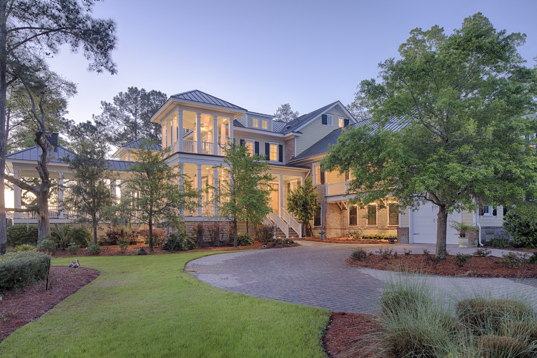Single Family Home for Sale at 20 Carrier Bluff Bluffton, South Carolina, 29909 United States