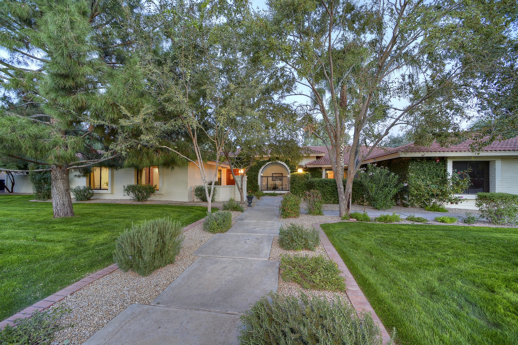 open-houses property at Custom Malouf home in the highly desired Paradise Farms subdivision
