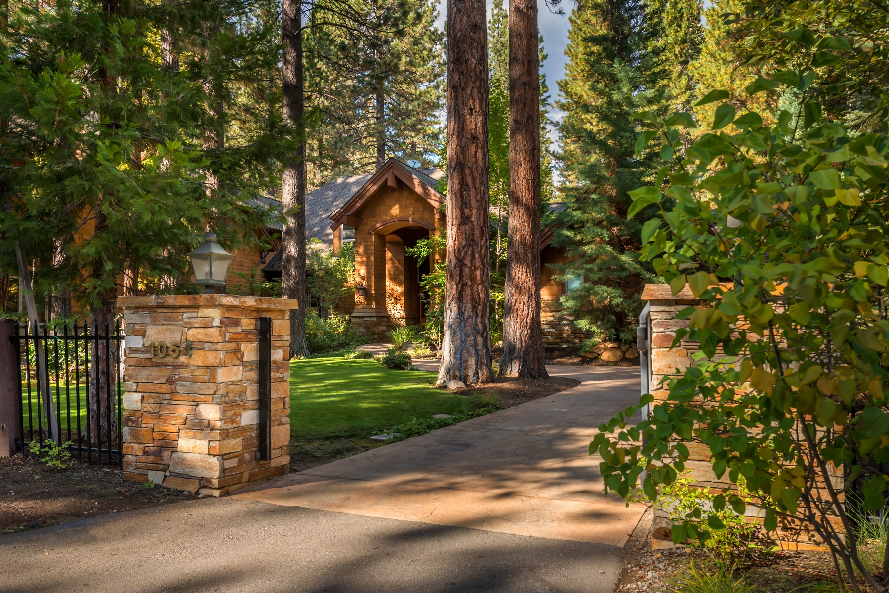 Single Family Home for Active at 1054 Lakeshore Blvd. Incline Village, Nevada 89451 United States