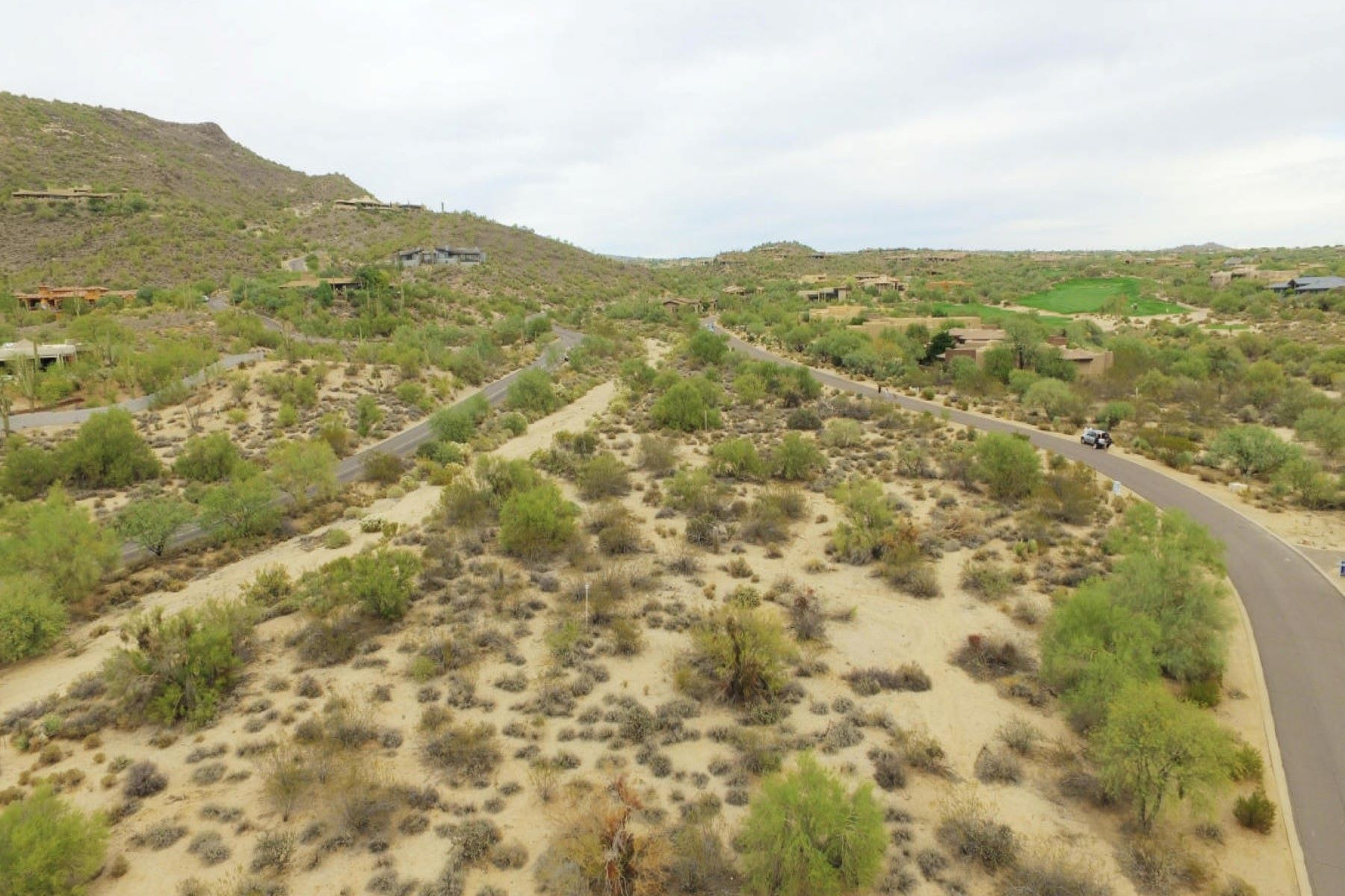 Land for Sale at Wonderful homesite at Desert Mountain located in the village of Gambel Quail 9420 E Covey Trl #240, Scottsdale, Arizona, 85262 United States