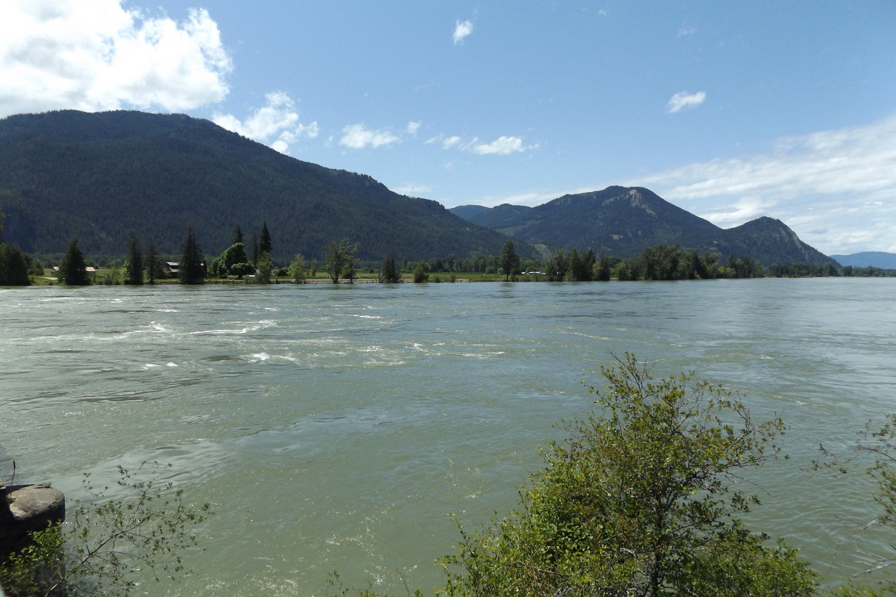 Additional photo for property listing at Amazing Development Potential 317 W. 4th Ave. Clark Fork, Idaho 83811 United States