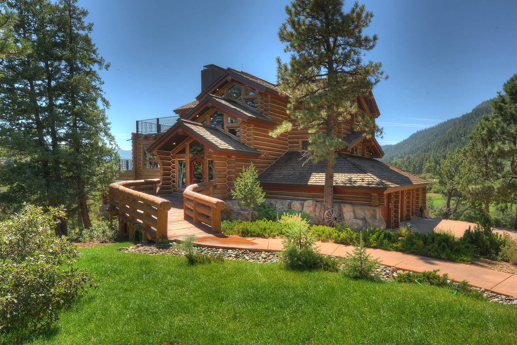 Single Family Home for Sale at 110 Peregrine Drive Durango, Colorado 81301 United States