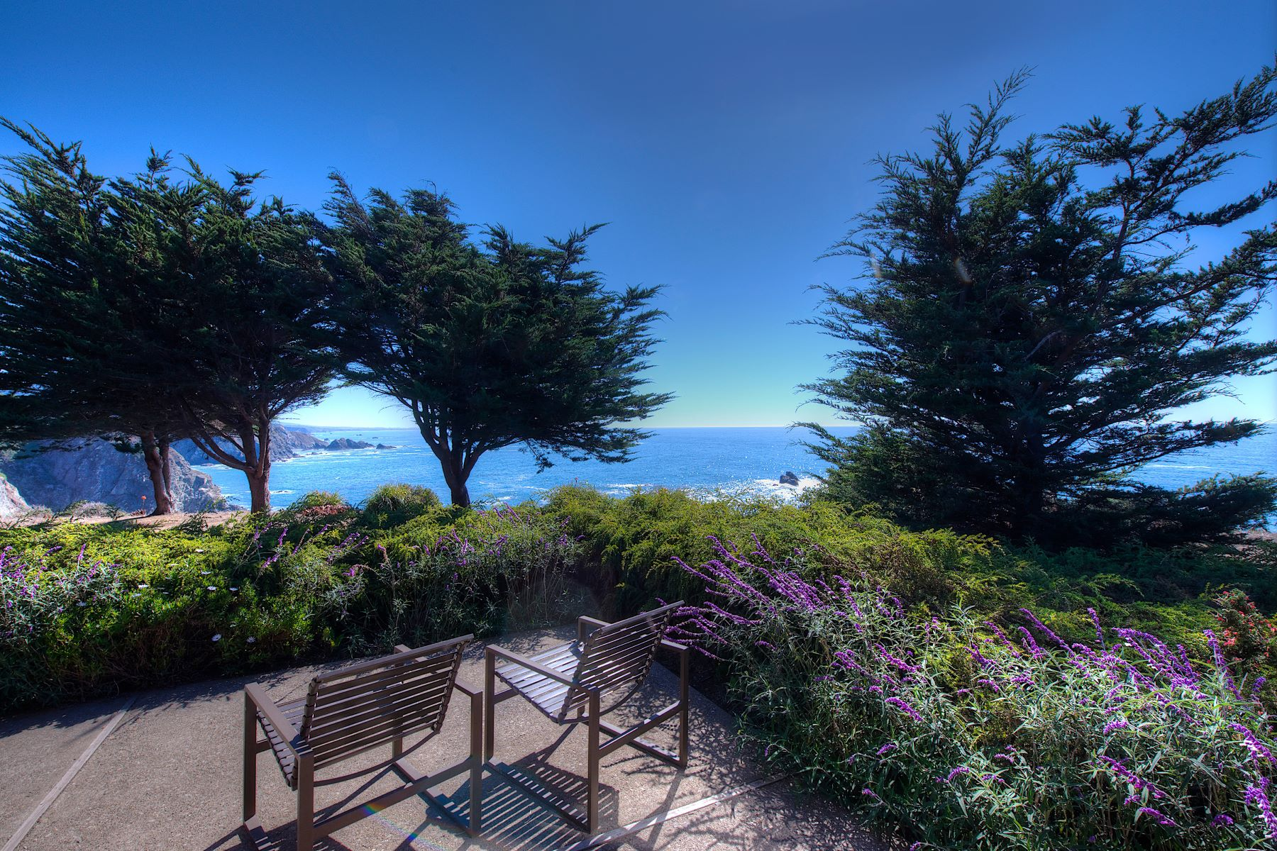 Additional photo for property listing at Modern Architectural Masterpiece on Mendocino Coast 7000 South Hwy 1 Elk, カリフォルニア 95432 アメリカ合衆国