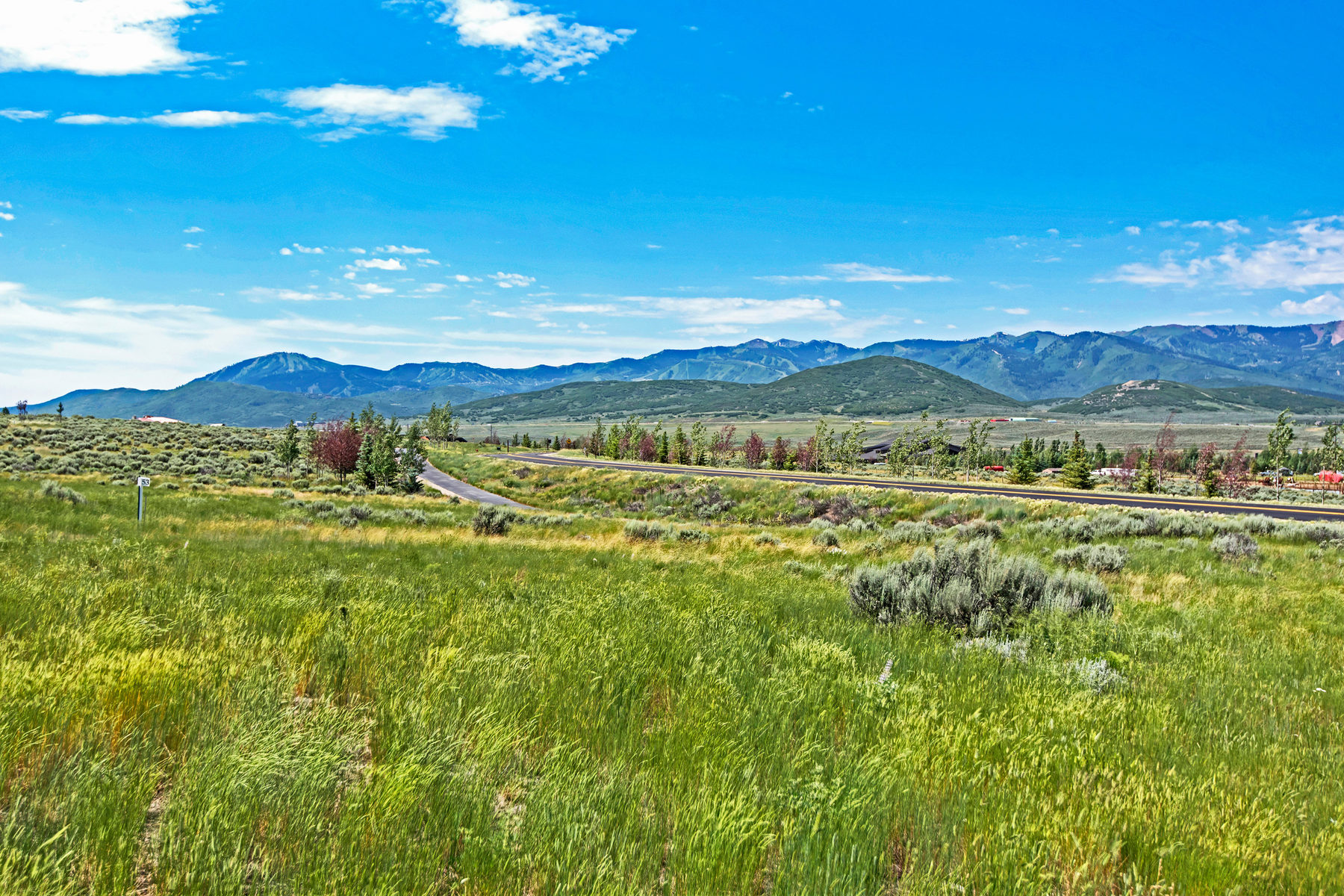 Земля для того Продажа на Easy Build Lot In Promontory 6681 S Dakota Trail Lot #53 Park City, Юта, 84098 Соединенные Штаты