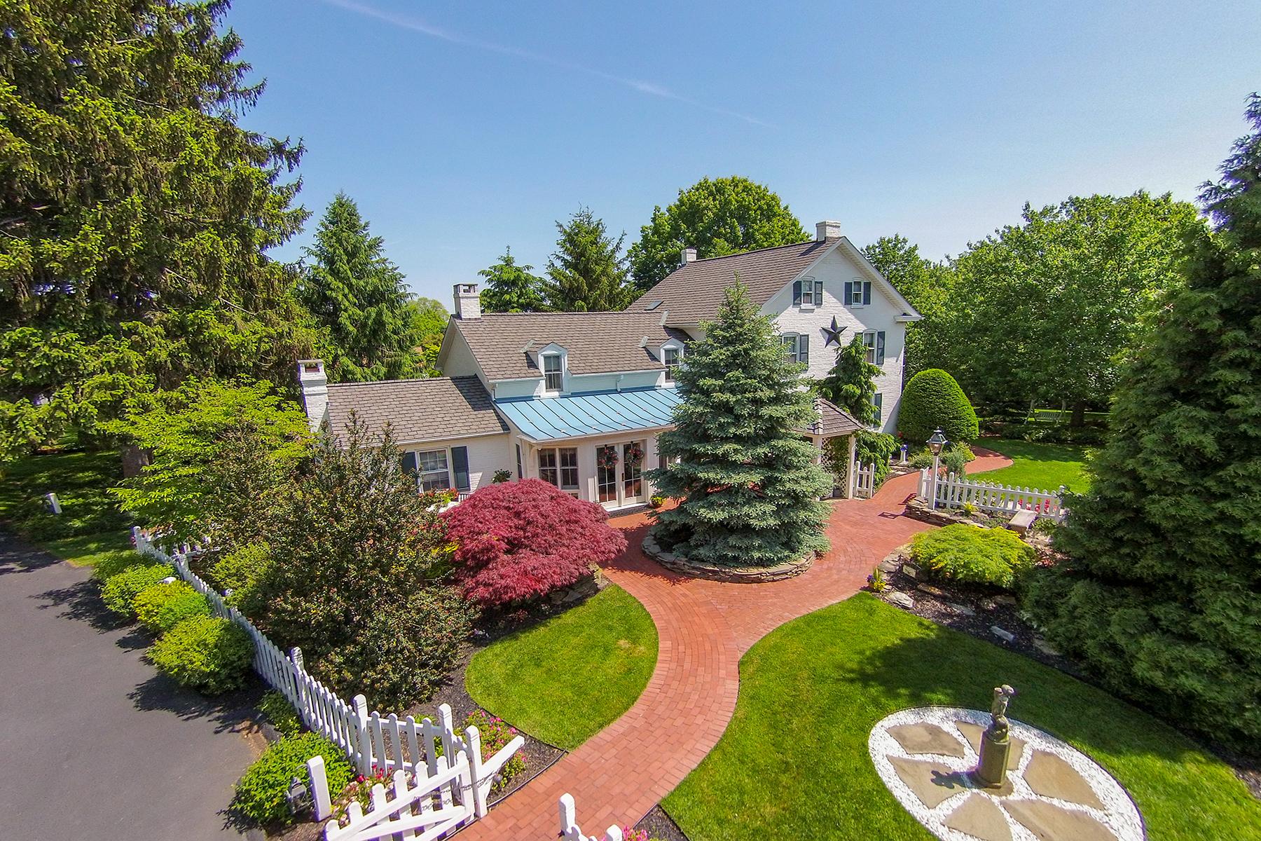 Частный односемейный дом для того Продажа на 11 Landis Boulevard Willow Street, 17584 Соединенные Штаты