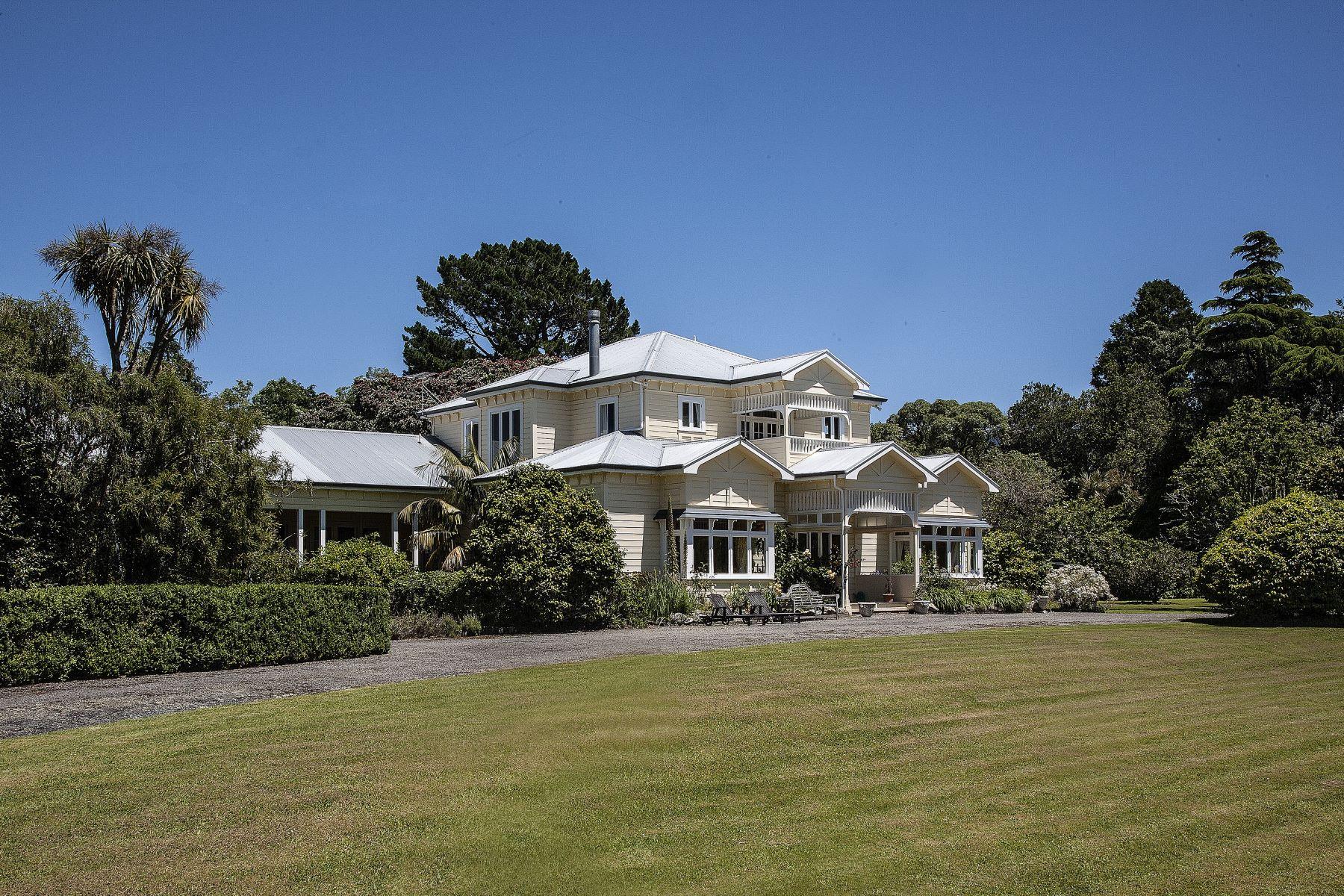 Single Family Home for Sale at Papatahi Homestead 118 Papatahi Road Wellington Other Wellington, Wellington, 5773 New Zealand