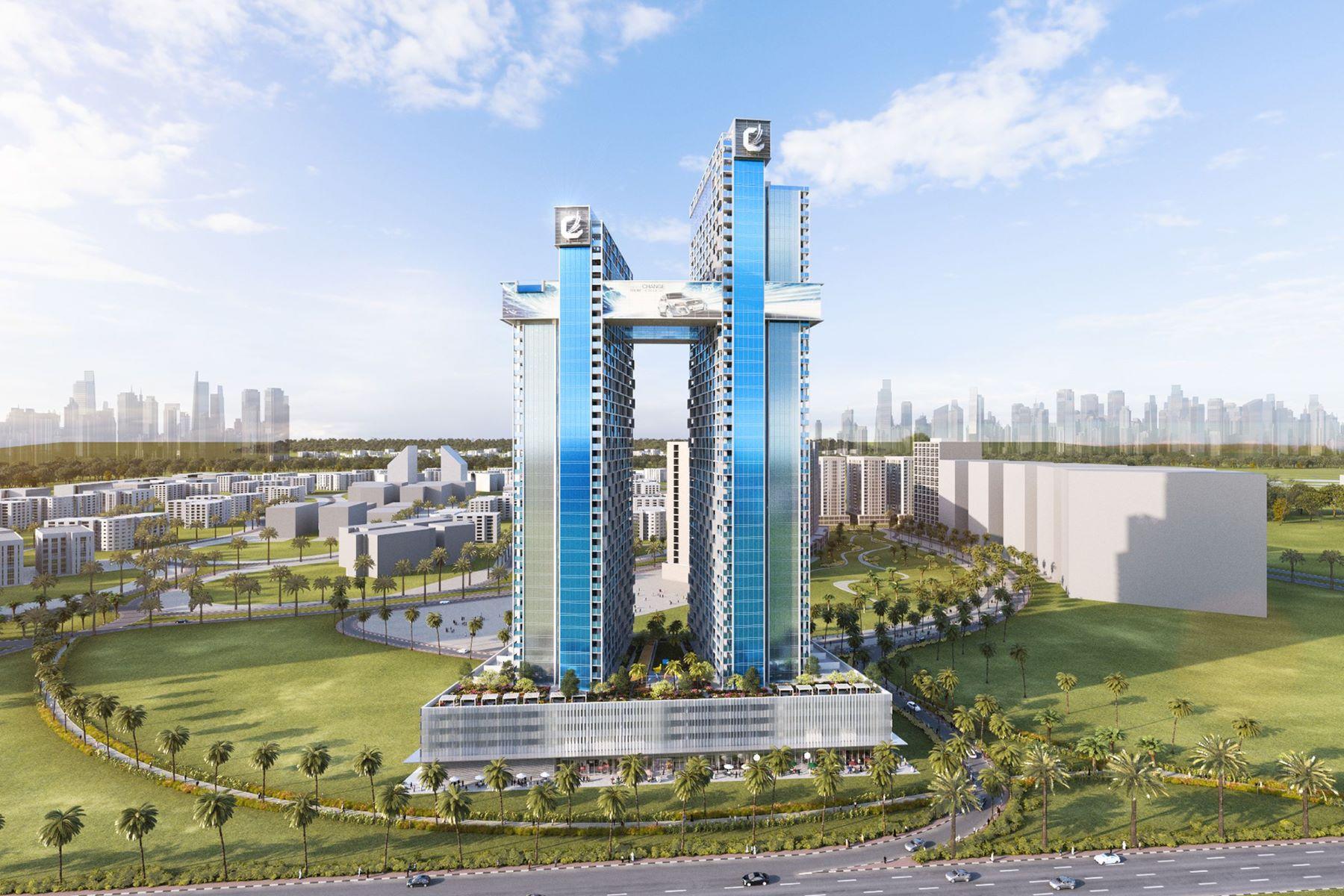 apartments for Sale at Cayan Cantara by Rotana Dubai, Dubai United Arab Emirates