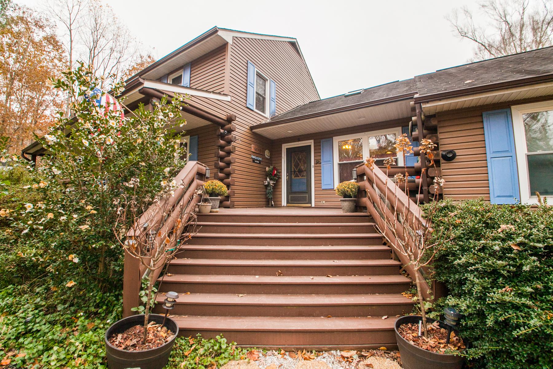 Casa Unifamiliar por un Venta en Miller Landing 9092 Norseman Ln Gloucester, Virginia, 23601 Estados Unidos