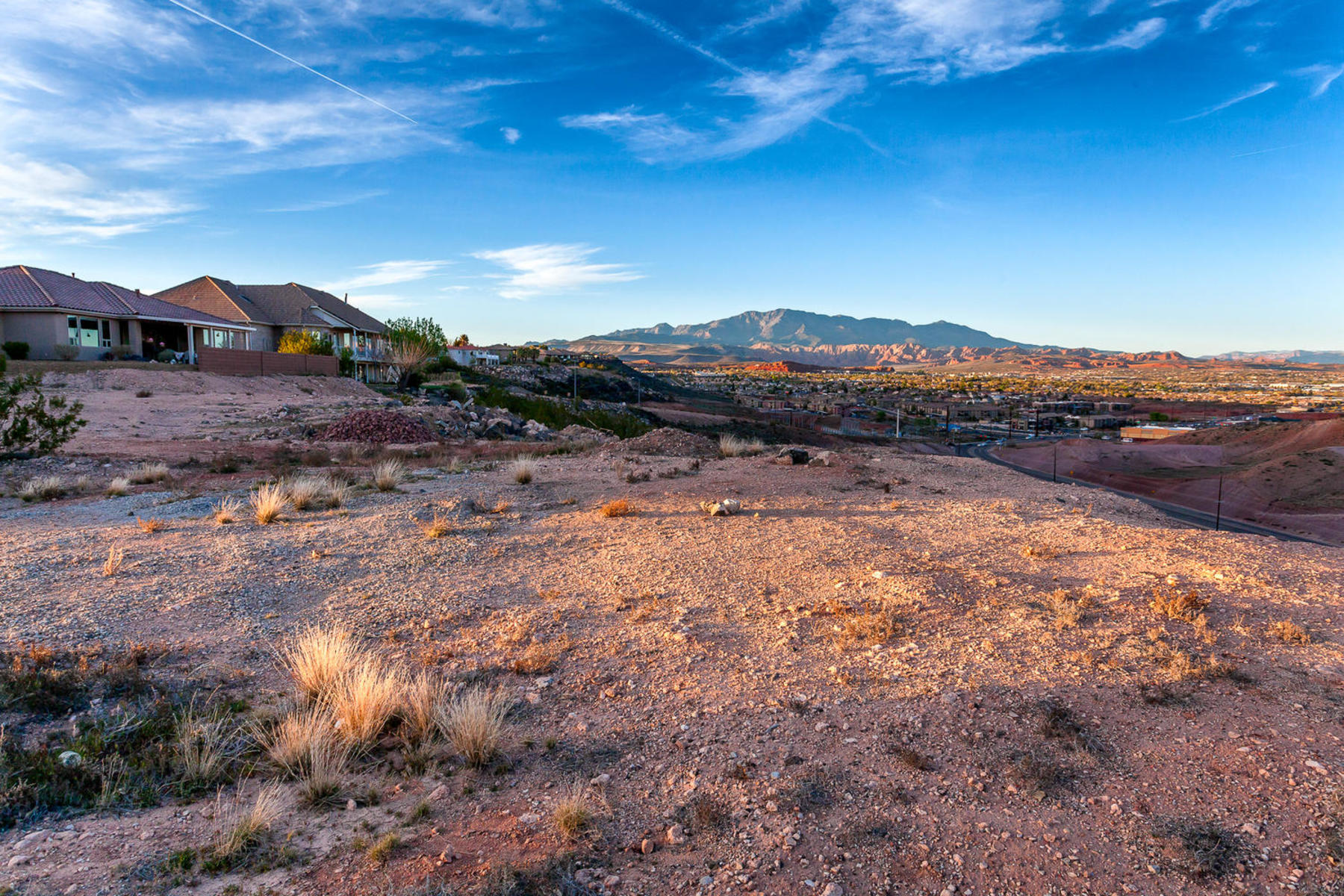 Additional photo for property listing at Walkout Lot on Foremaster Ridge 1867 E 910 Cir S Lot 64 St. George, Utah 84790 United States