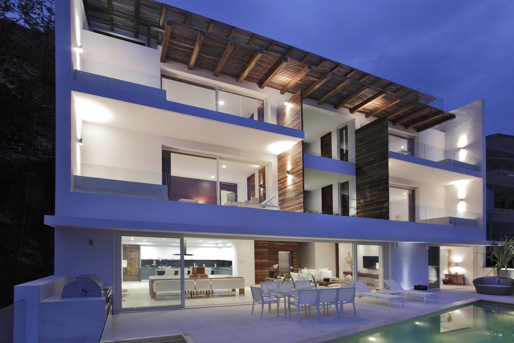 Single Family Home for Rent at Casa Almare Puerto Vallarta, 48399 Mexico