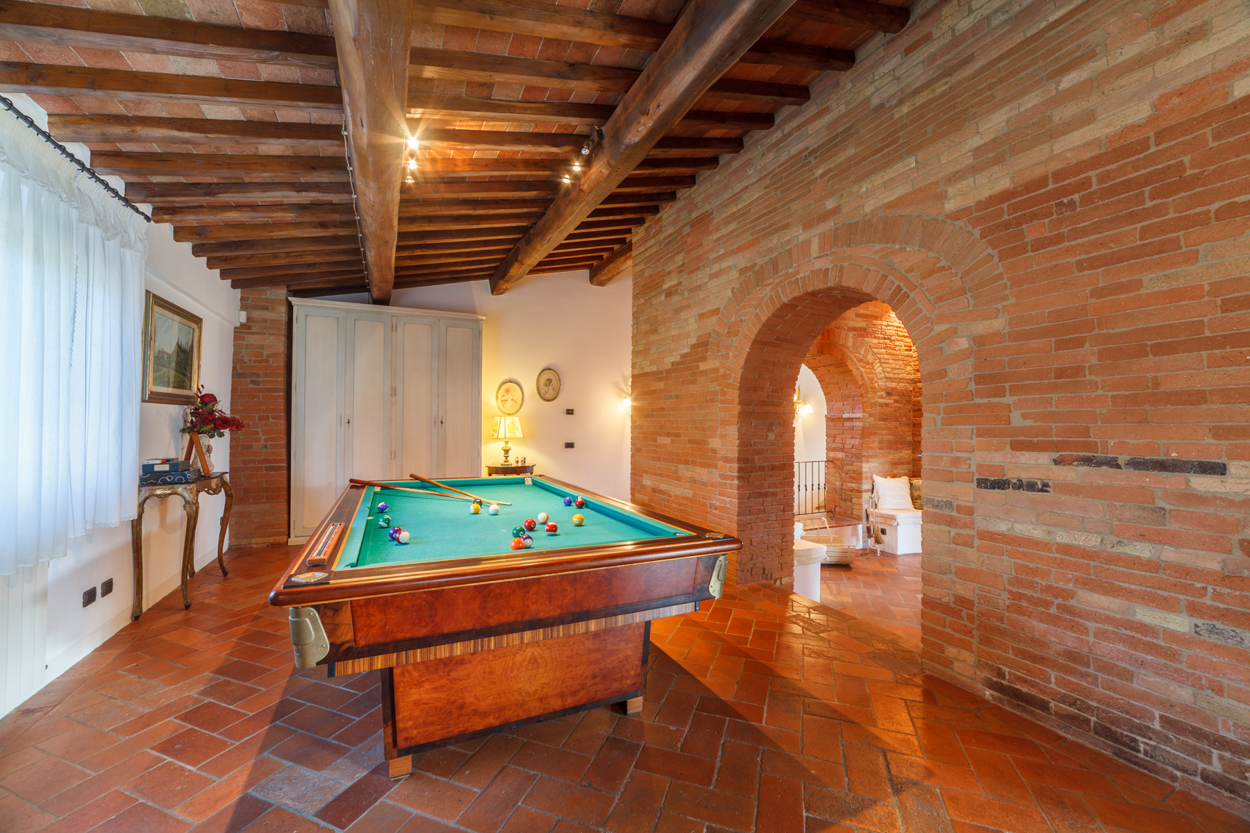 Additional photo for property listing at Stunning ancient furnace in Tuscan countryside Strada di Spicciano Tavarnelle Val Di Pesa, Florence 50028 Italy