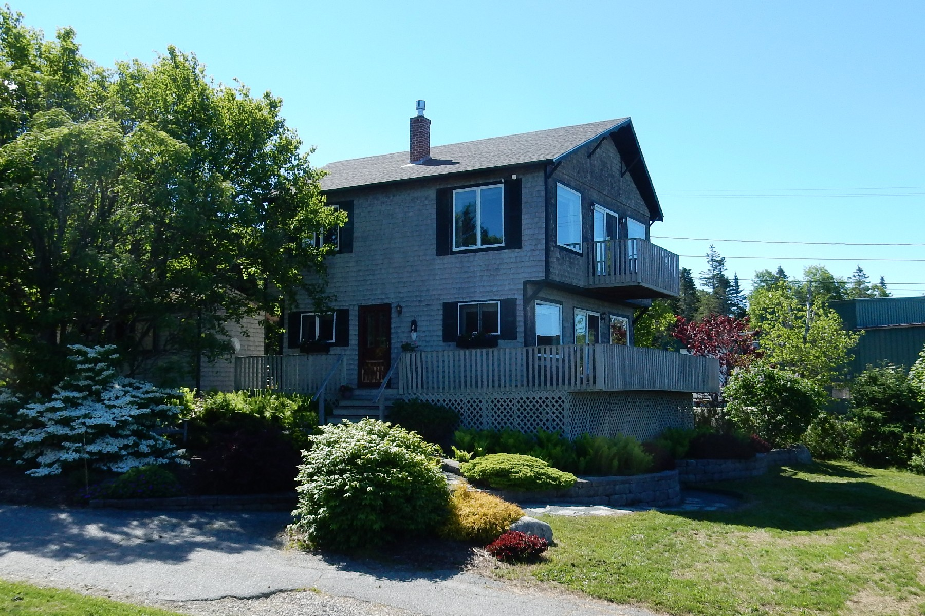 Single Family Home for Sale at Granville Road 48 Granville Road Tremont, Maine, 04653 United States