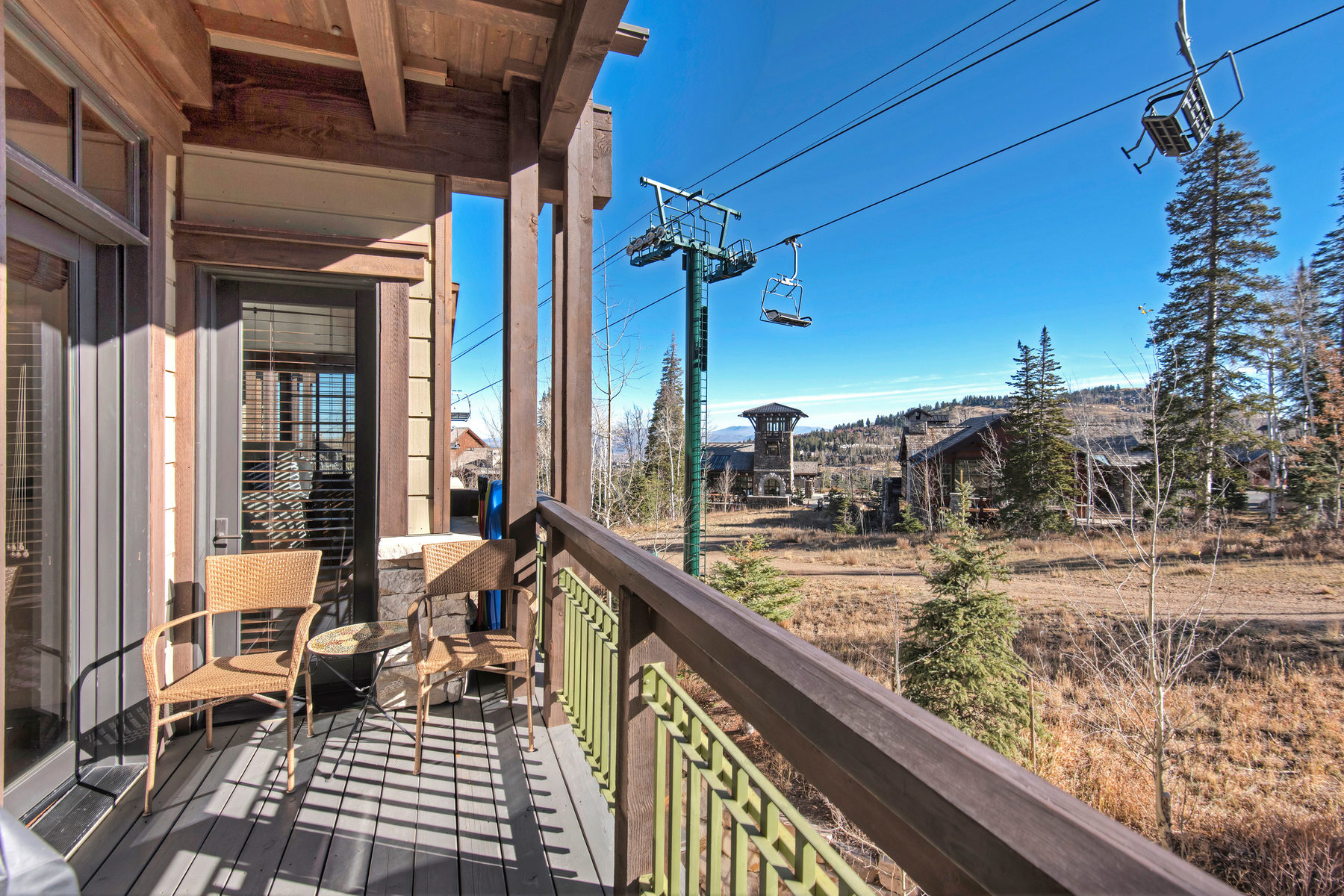 Additional photo for property listing at Ski In Ski Out Luxury Deer Valley Condo with Talisker Club Base Membership 8880 Empire Club Dr #212 Park City, Utah 84060 United States