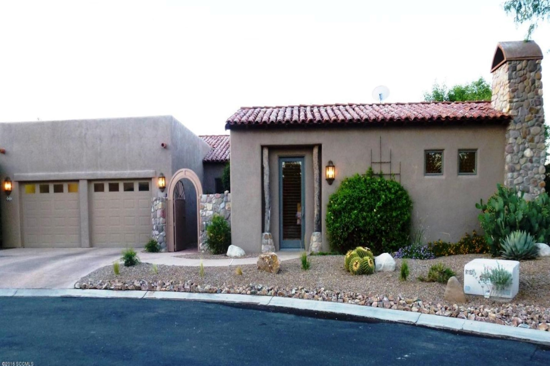 sales property at Stunning home in the Sanctuary at Tubac Golf Resort