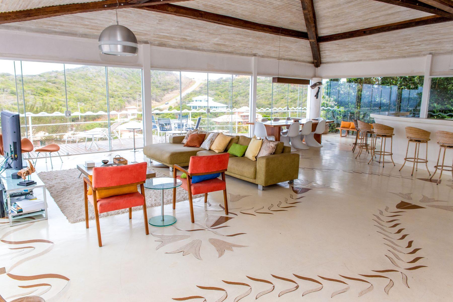 단독 가정 주택 용 매매 에 Terrace View Rua A Armacao Dos Buzios, 리우데자네이루, 28950000 브라질