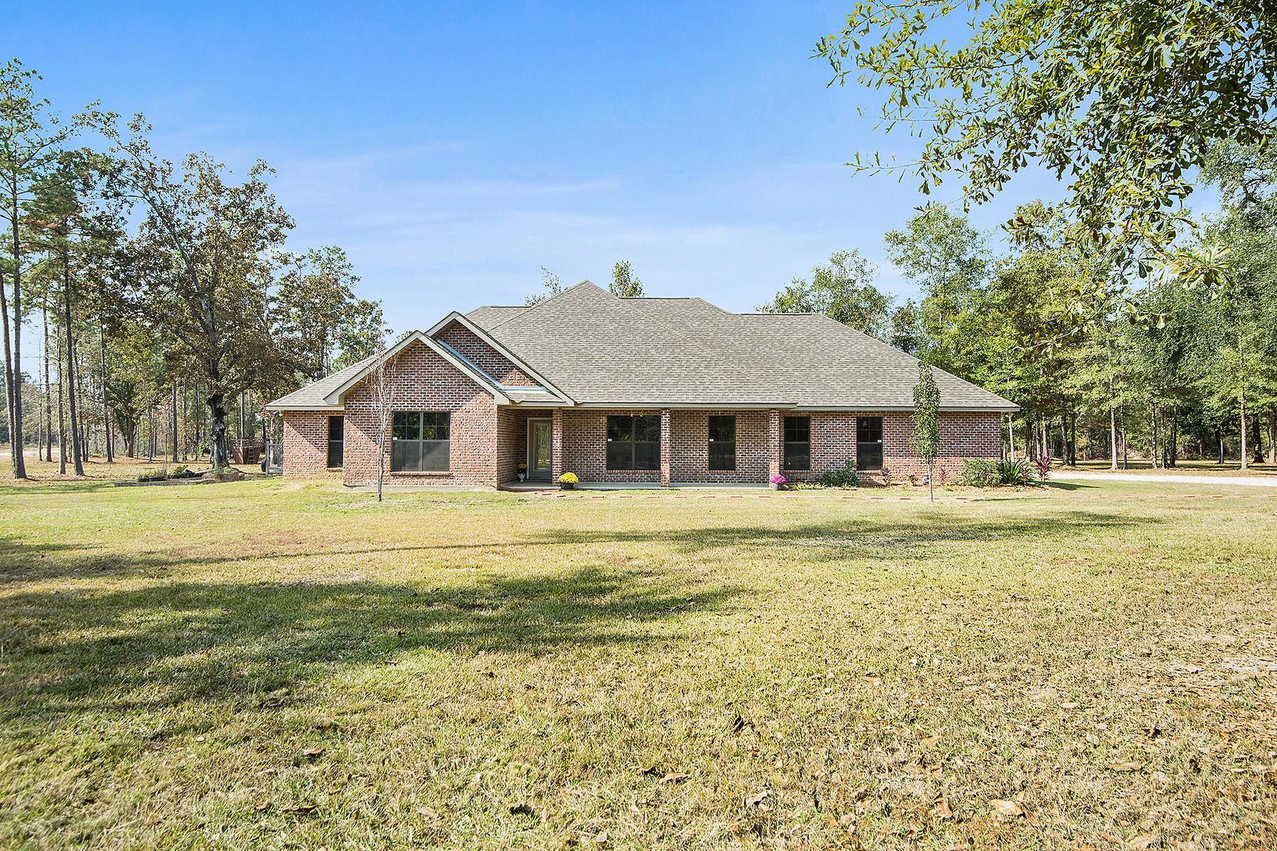 Moradia para Venda às 31349 Hartley Road 31349 Hartley Rd Bush, Louisiana, 70431 Estados Unidos