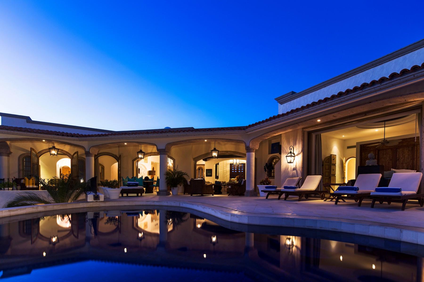 Single Family Home for Sale at Casa Buena Vida Las Colinas Lote 34 Casa Buena Vida Cabo San Lucas, 23455 Mexico