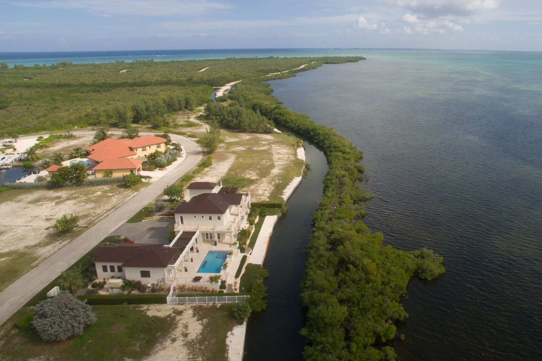 Single Family Home for Sale at Excalibur Shorewinds Trail 463 The Shores West Bay, KY1 Cayman Islands