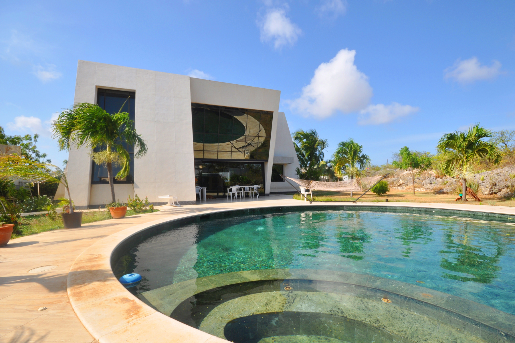 Single Family Home for Sale at Modern designed Portugal Villa Other Cities In Bonaire, Bonaire