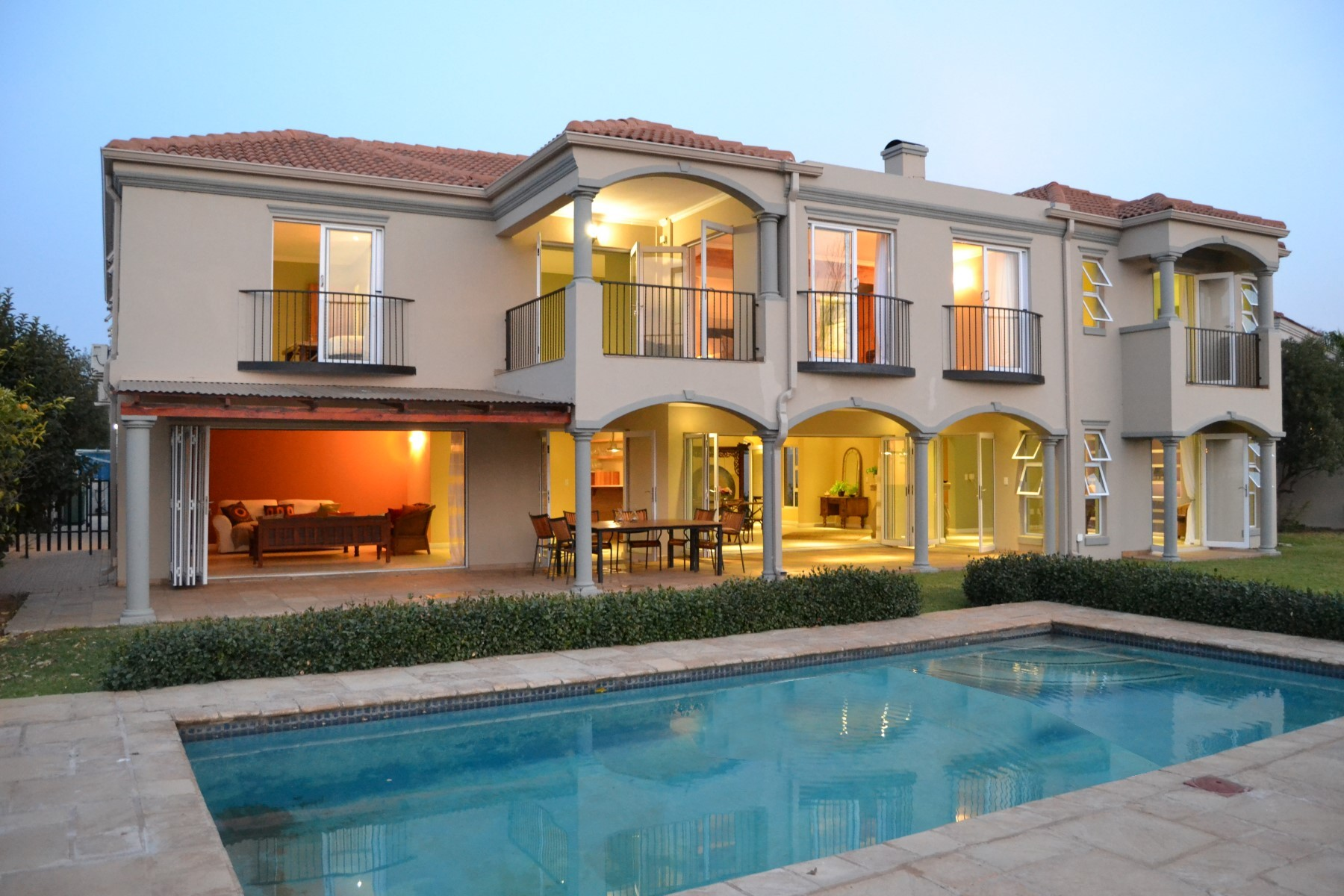 Casa Unifamiliar por un Venta en Westlake Country and Safari Estate Hartbeespoort, North-West, Sudáfrica