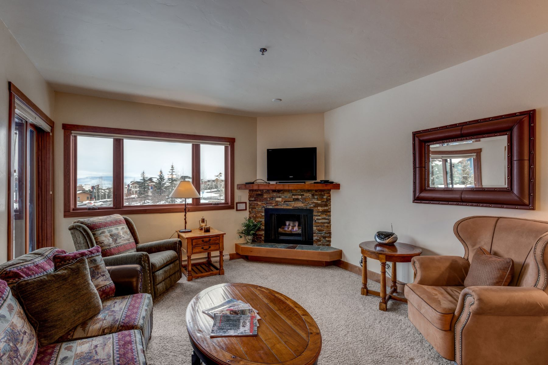 Additional photo for property listing at Steps to the Gondola Base 2200 Apres Ski Way, #212 Steamboat Springs, Colorado 80487 United States