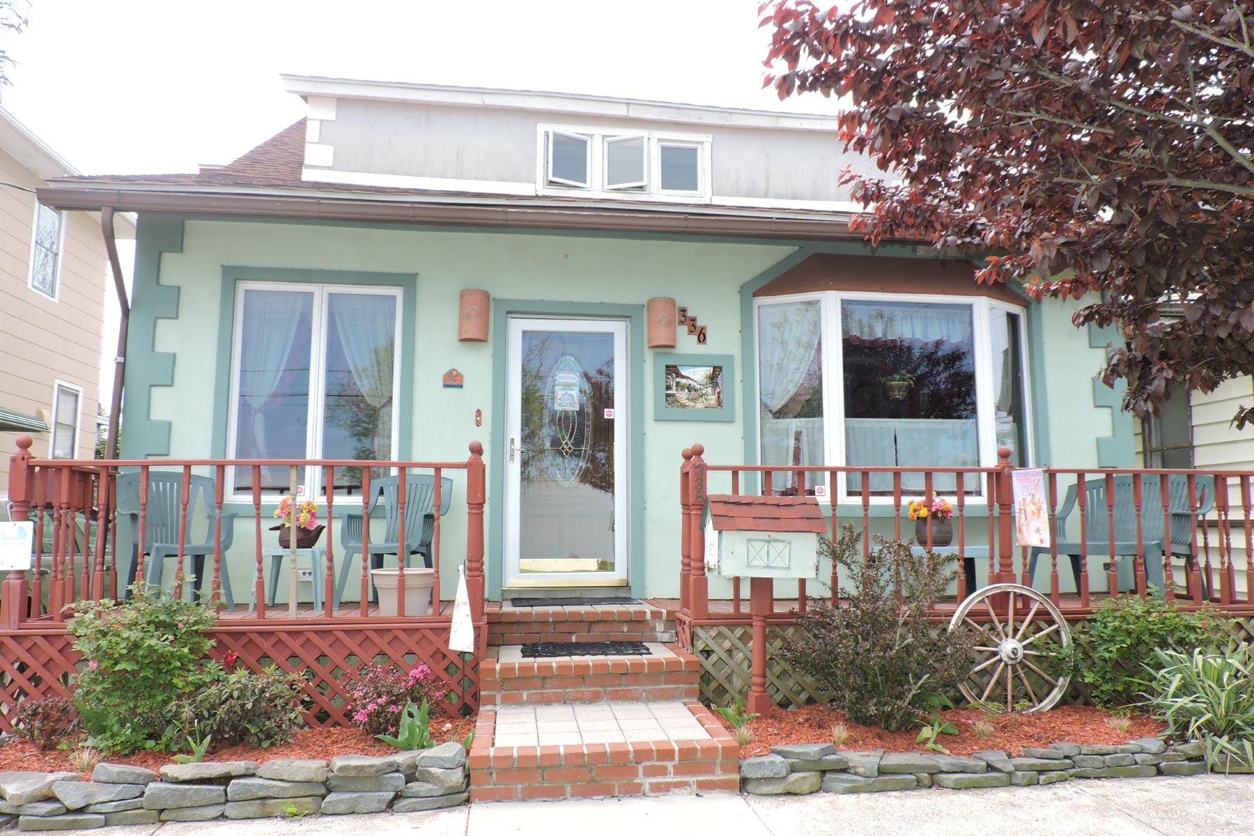 Частный односемейный дом для того Продажа на 336 N Trenton Ave Chelsea Heights, Нью-Джерси 08401 Соединенные Штаты