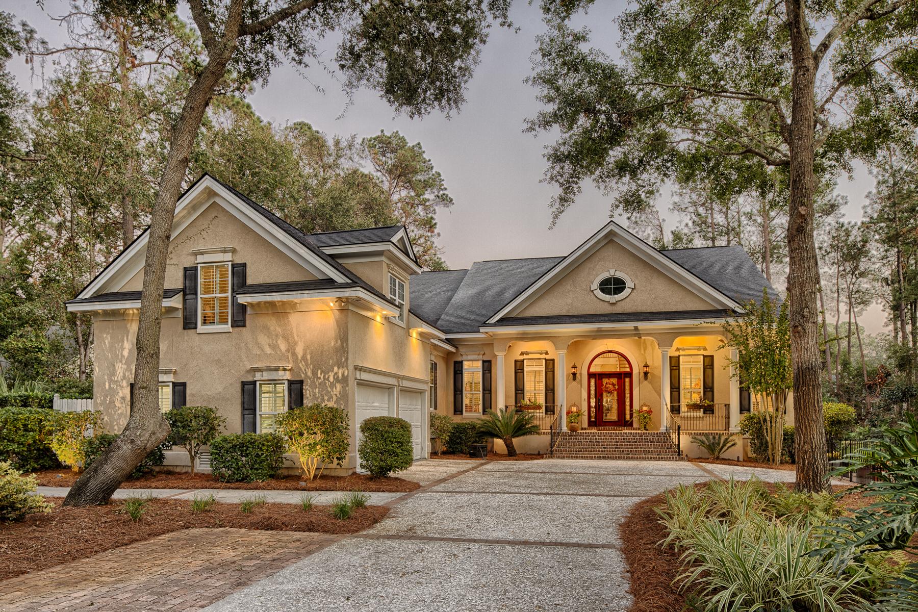 Einfamilienhaus für Verkauf beim 33 Sweetgum Crossing Skidaway Island, Georgia, 31411 Vereinigte Staaten