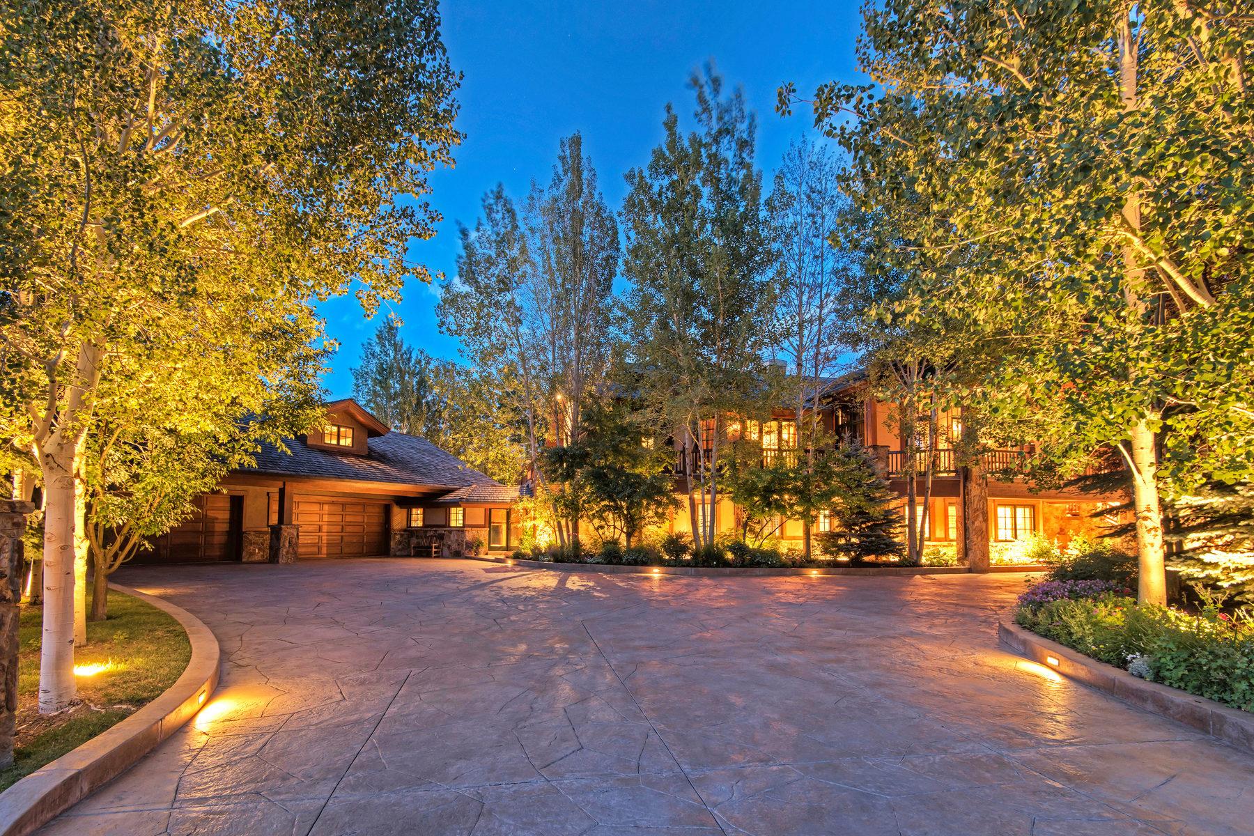 一戸建て のために 売買 アット Stunning Park Meadows Estate on over 2.5 Acres 2300 Lucky John Dr Park City, ユタ, 84060 アメリカ合衆国