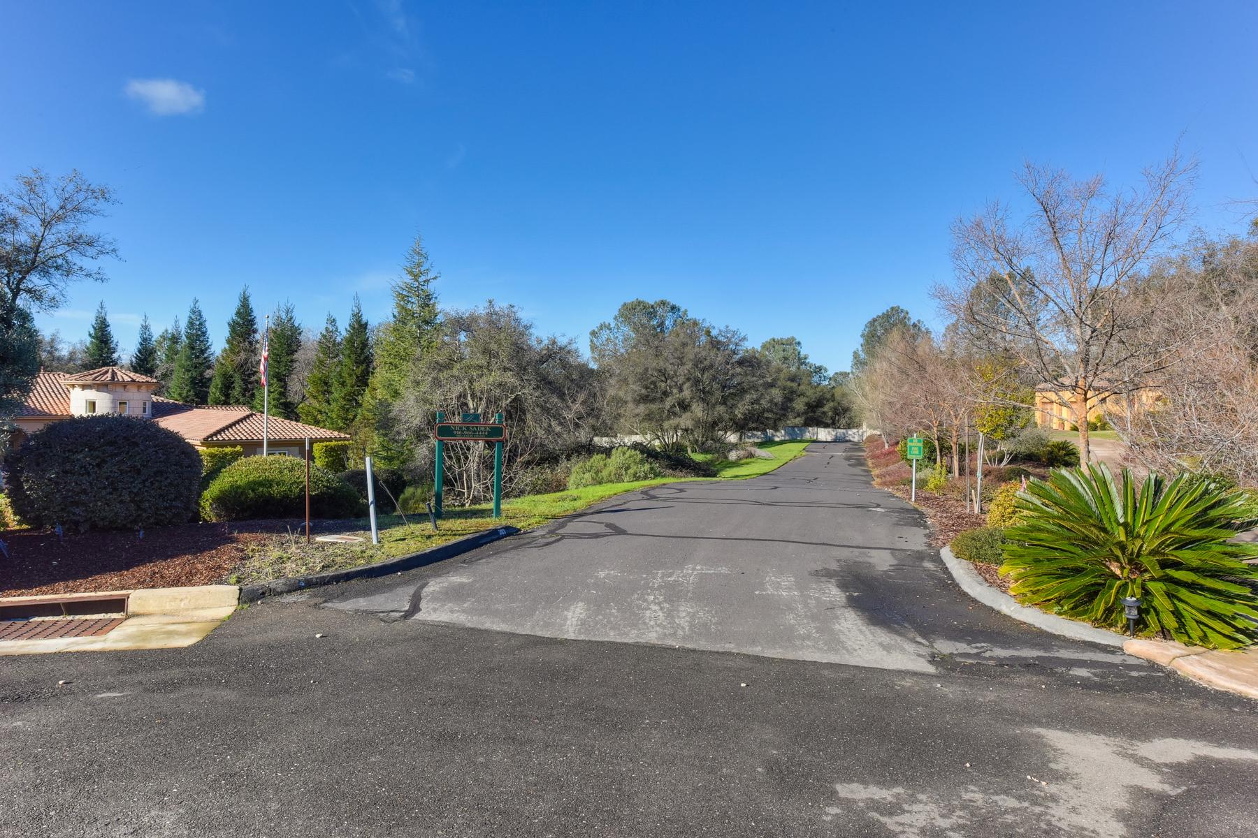 Земля для того Продажа на Camino Del Avion 9070 Camino Del Avion Granite Bay, Калифорния 95746 Соединенные Штаты