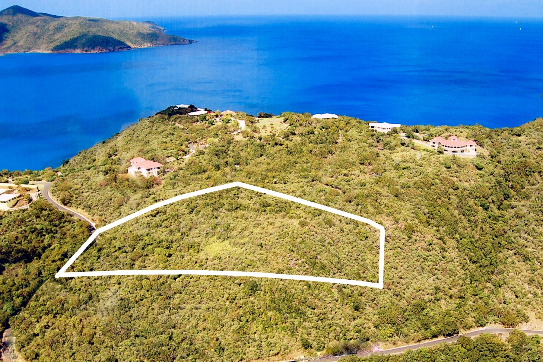 Additional photo for property listing at Camanoe Breeze Land 49 Indigo Plantation, Great Camanoe British Virgin Islands