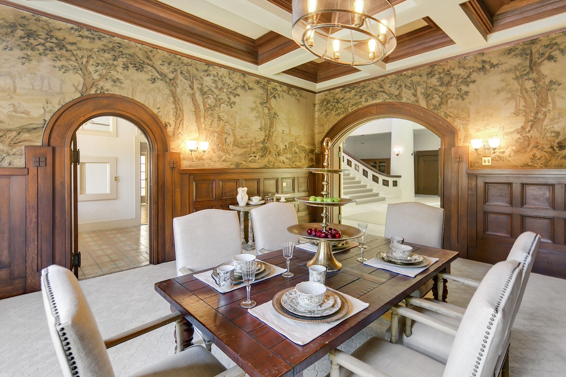 Additional photo for property listing at Spring Mansion Property Located In The Berkeley Hills 1960 San Antonio Street Berkeley, California 94707 United States