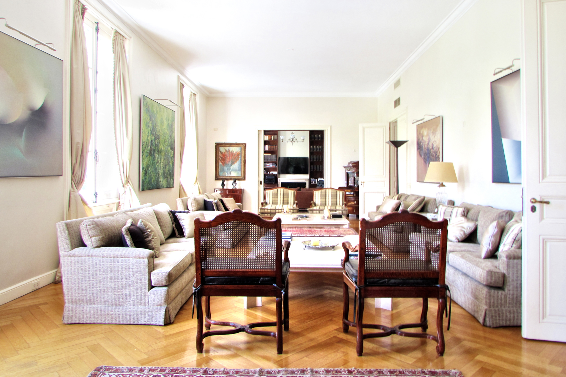 Apartments for Sale at Exclusive french style apartment Recoleta, Buenos Aires, Buenos Aires Argentina