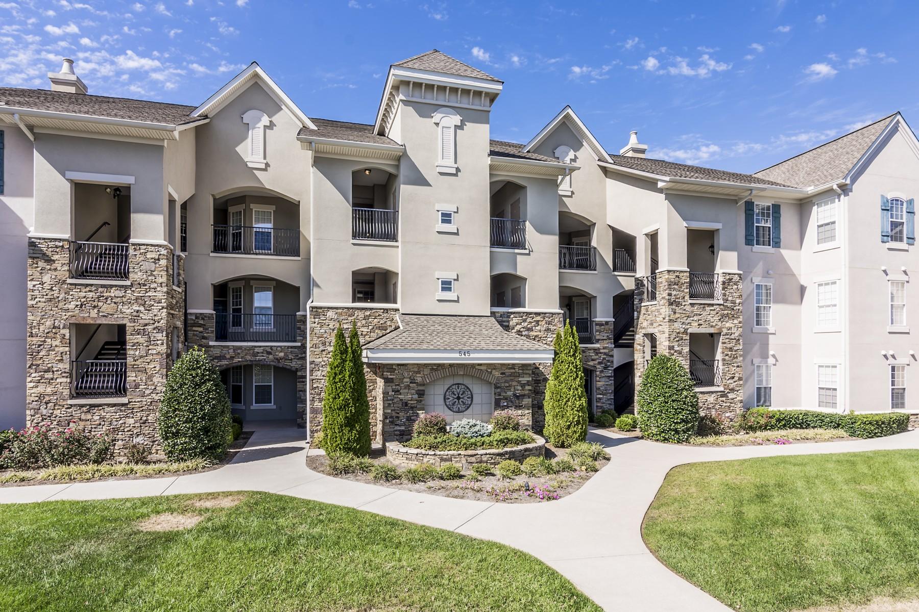 共管式独立产权公寓 为 销售 在 Rarity Bay Condominium 545 Rarity Bay Parkway Unit #106 Vonore, 田纳西州, 37885 美国