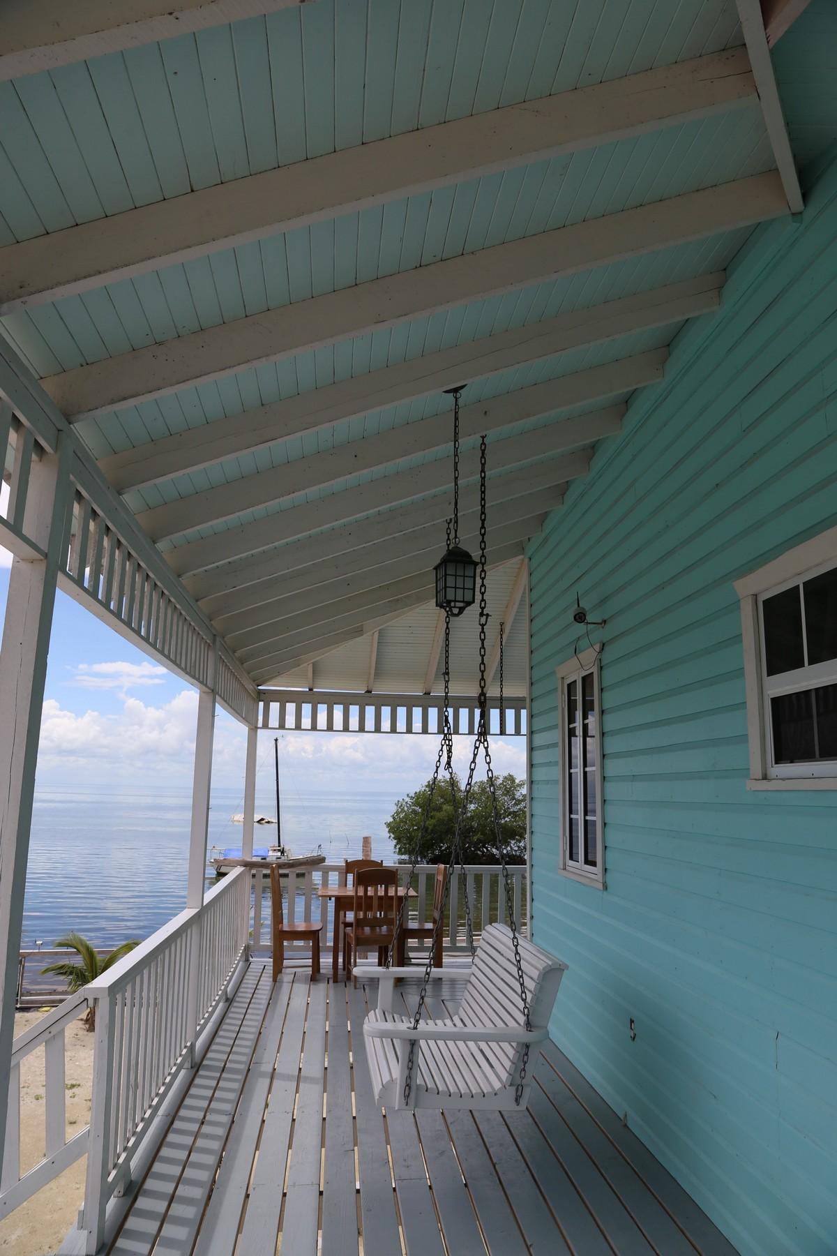 Multi-Family Home for Sale at Caye Caulker Oceanfront Caye Caulker, Belize