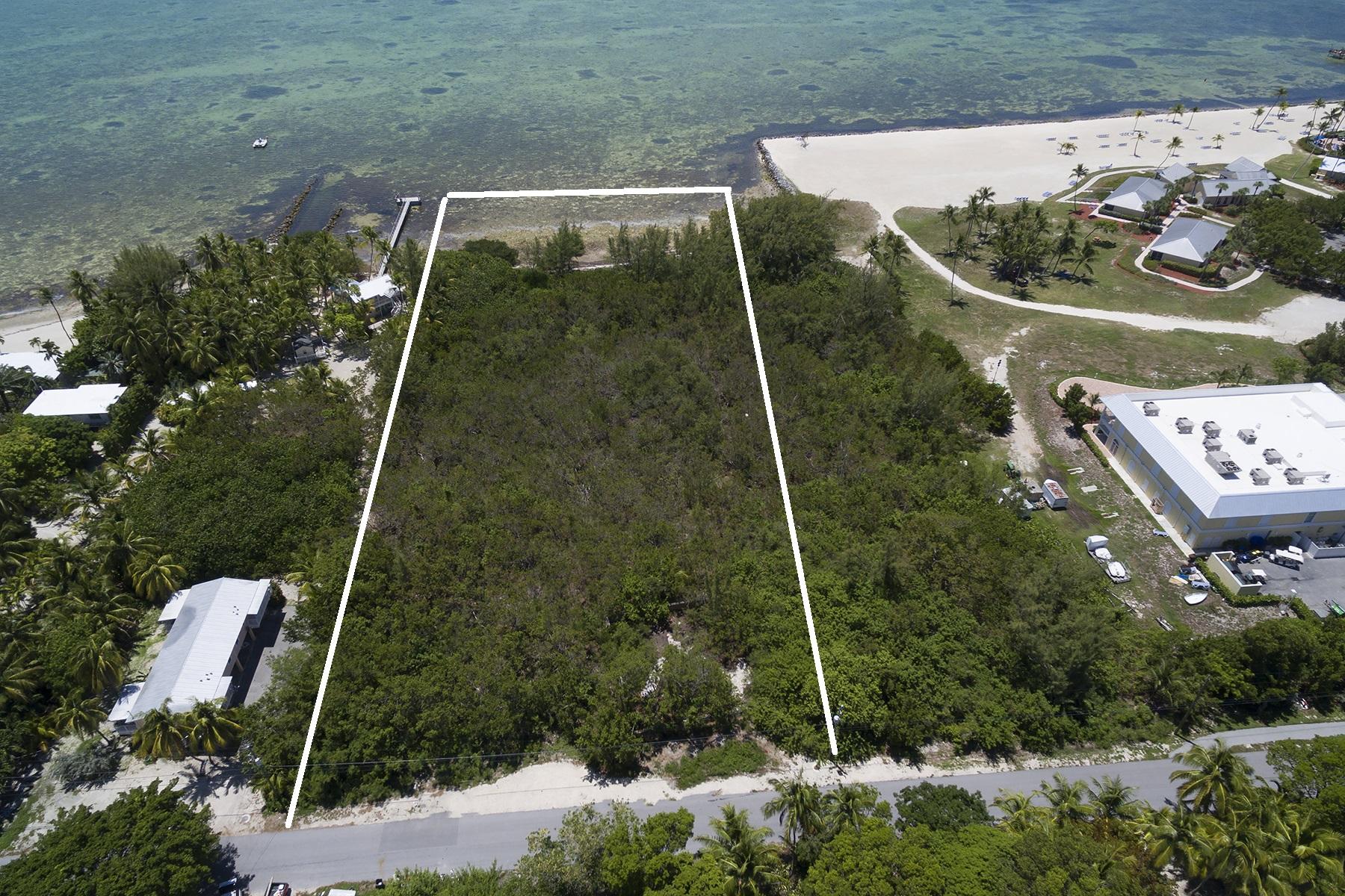 Additional photo for property listing at Oceanfront Parcel 177 Carroll Street Islamorada, Florida 33036 Stati Uniti