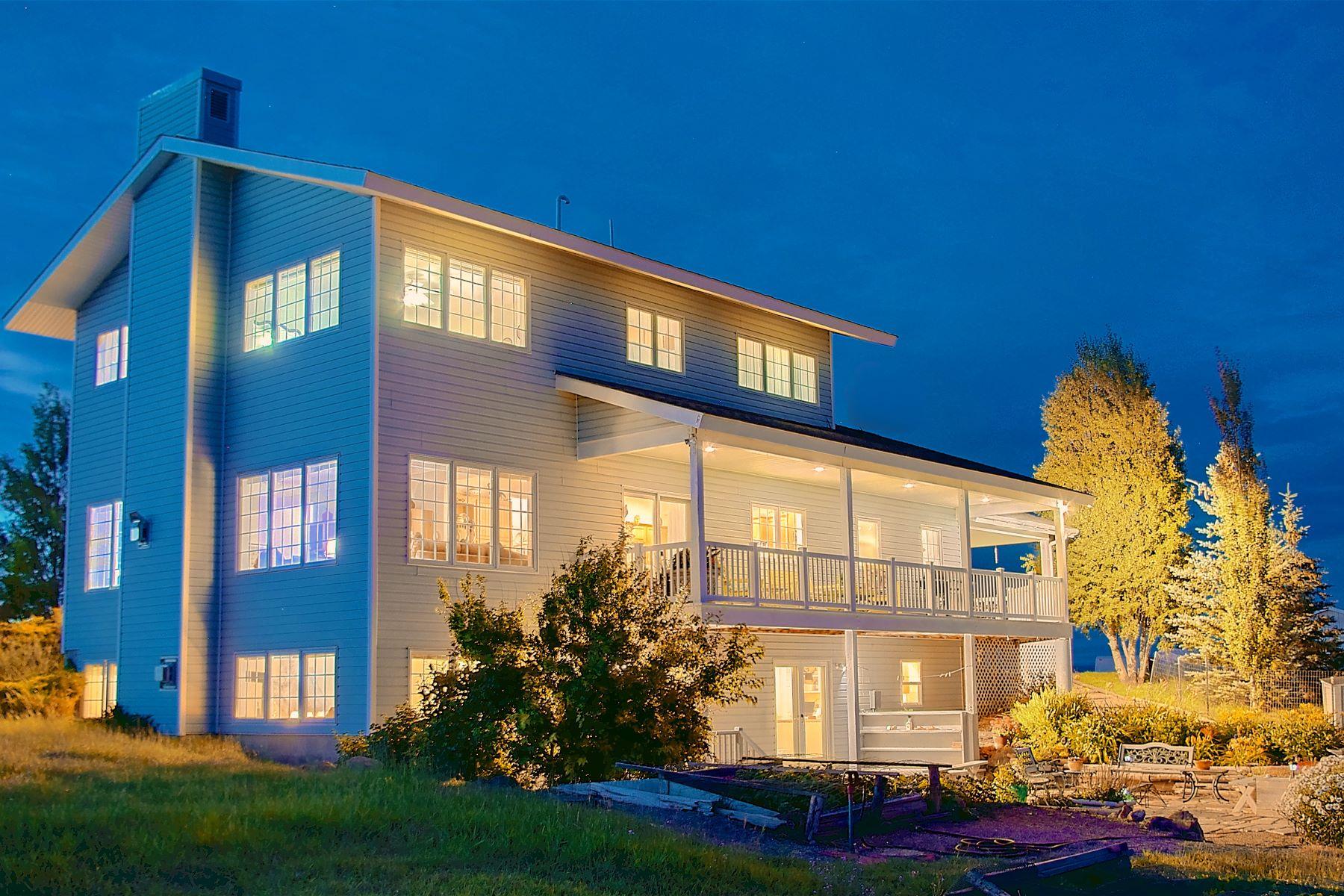 Maison unifamiliale pour l Vente à 4 BD Home on 54.67 Acres 23755 RCR 15 Phippsburg, Colorado, 80469 États-Unis